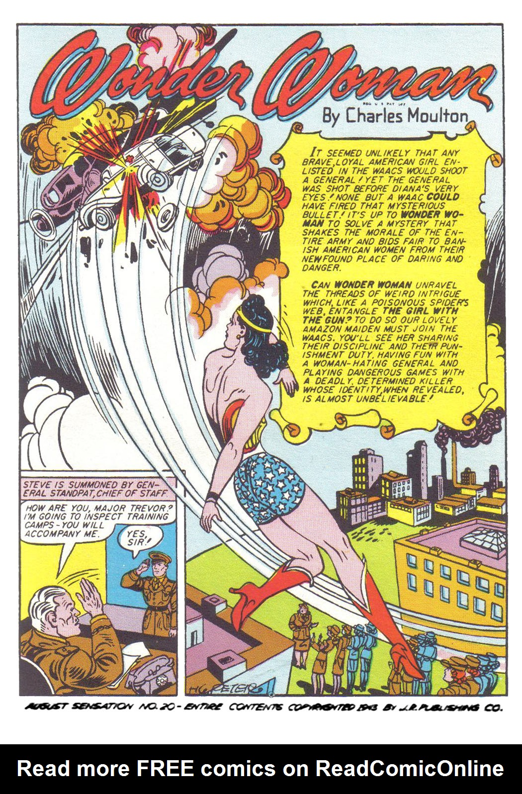 Read online Sensation (Mystery) Comics comic -  Issue #20 - 3