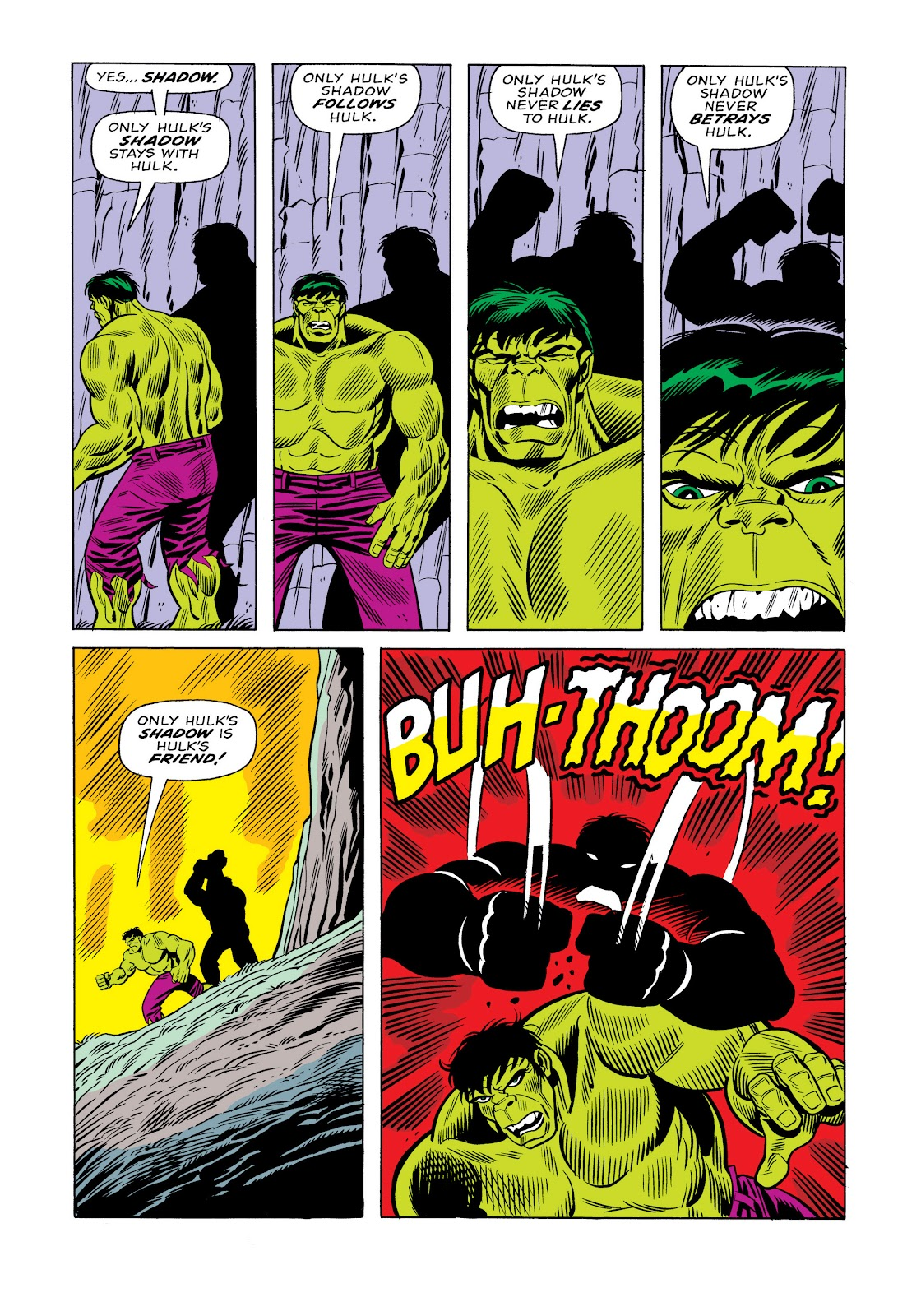 Read online Marvel Masterworks: The Incredible Hulk comic -  Issue # TPB 11 (Part 1) - 15