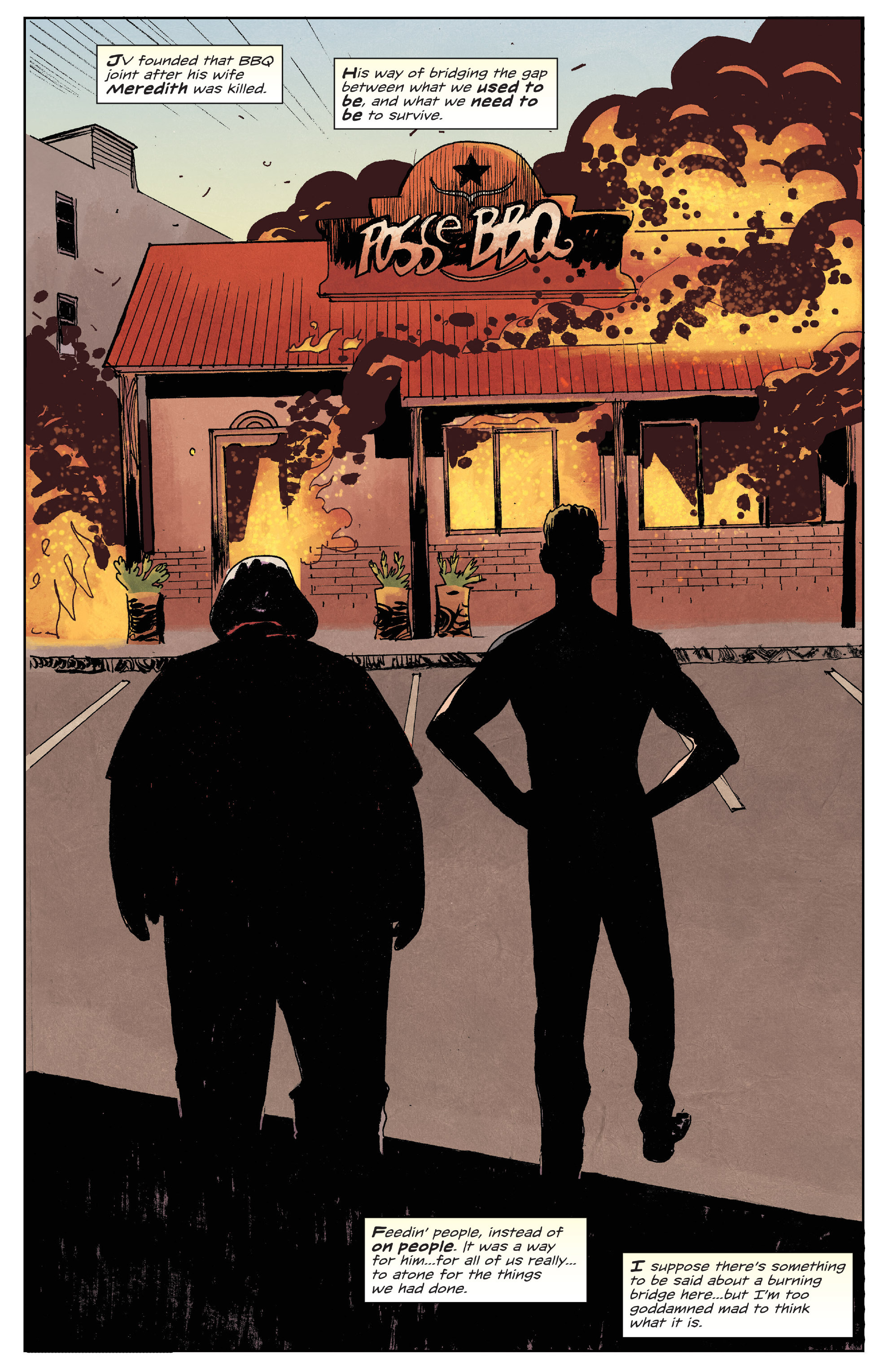 Read online Redneck comic -  Issue #2 - 12