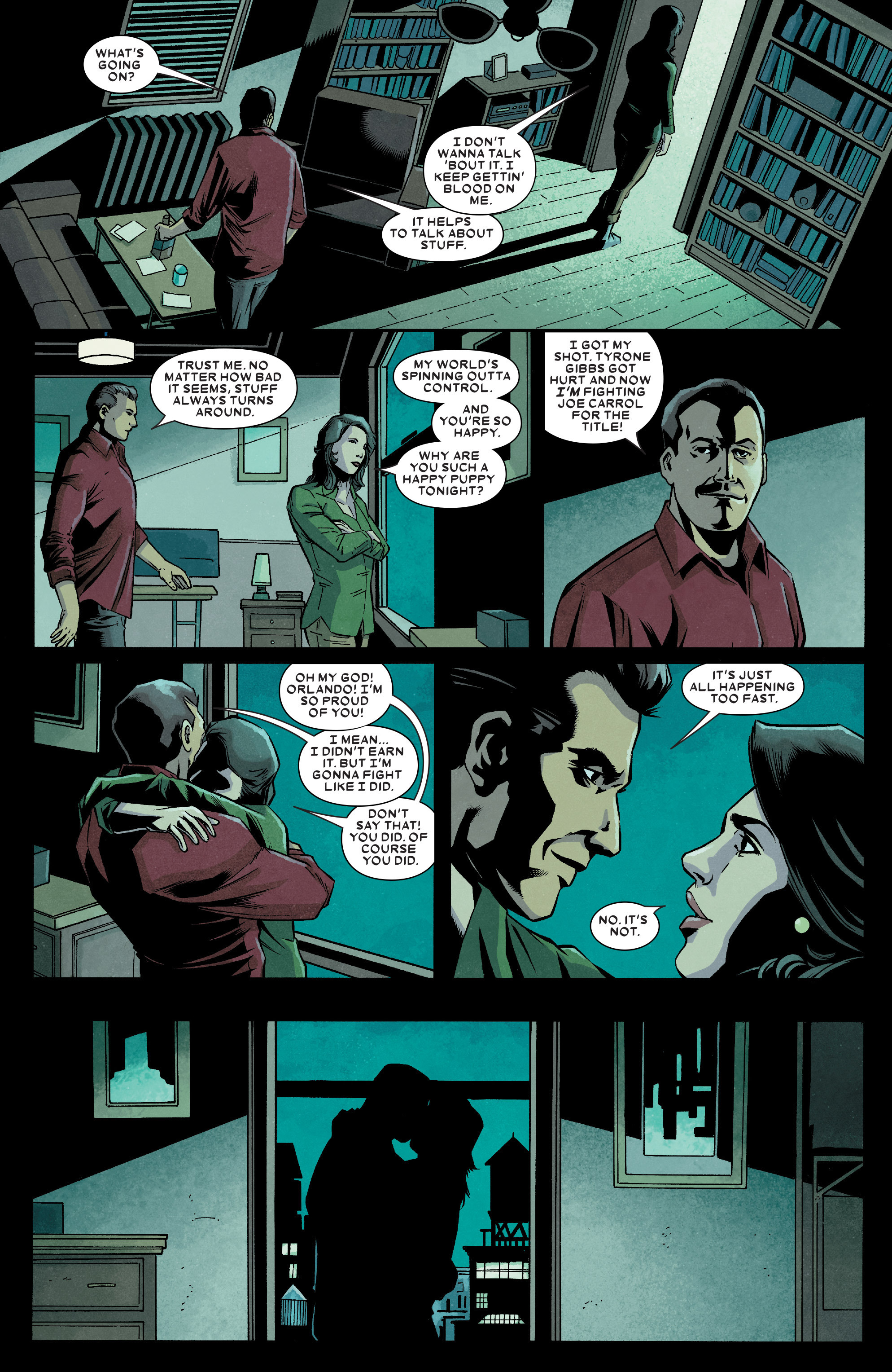 Read online Kingpin (2017) comic -  Issue #4 - 20