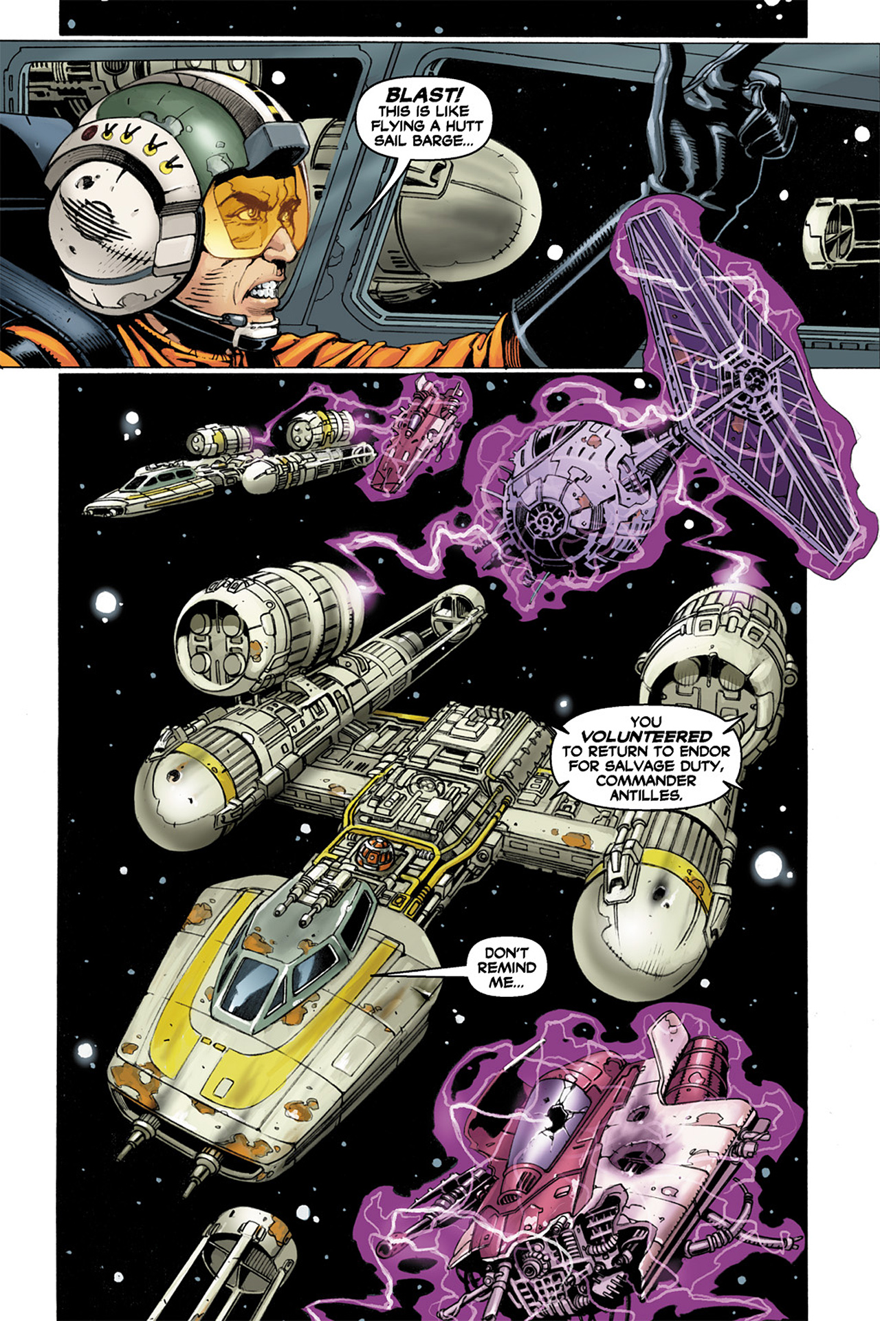 Read online Star Wars Omnibus comic -  Issue # Vol. 1 - 17