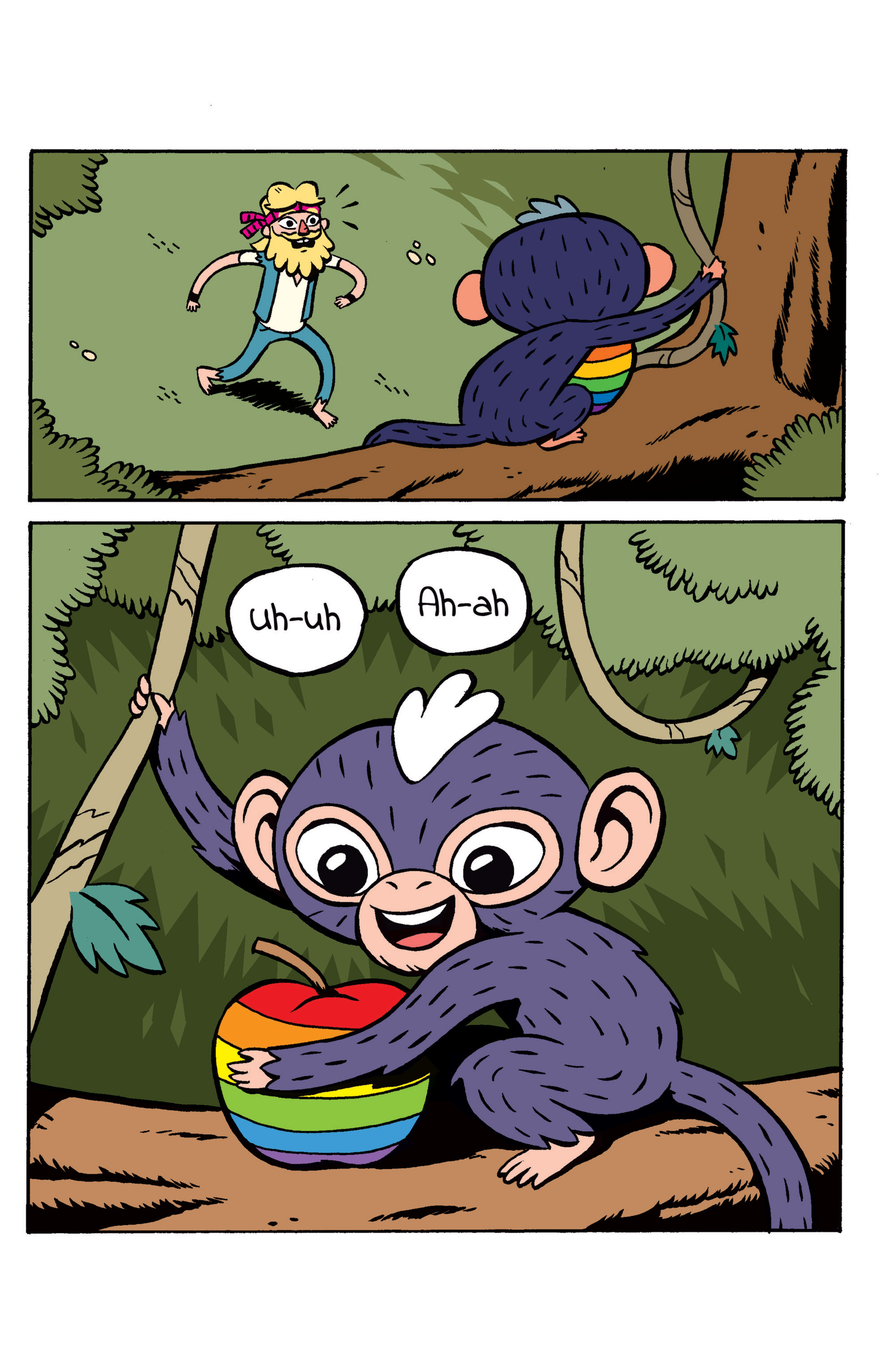 Read online Rad Island comic -  Issue # Full - 10
