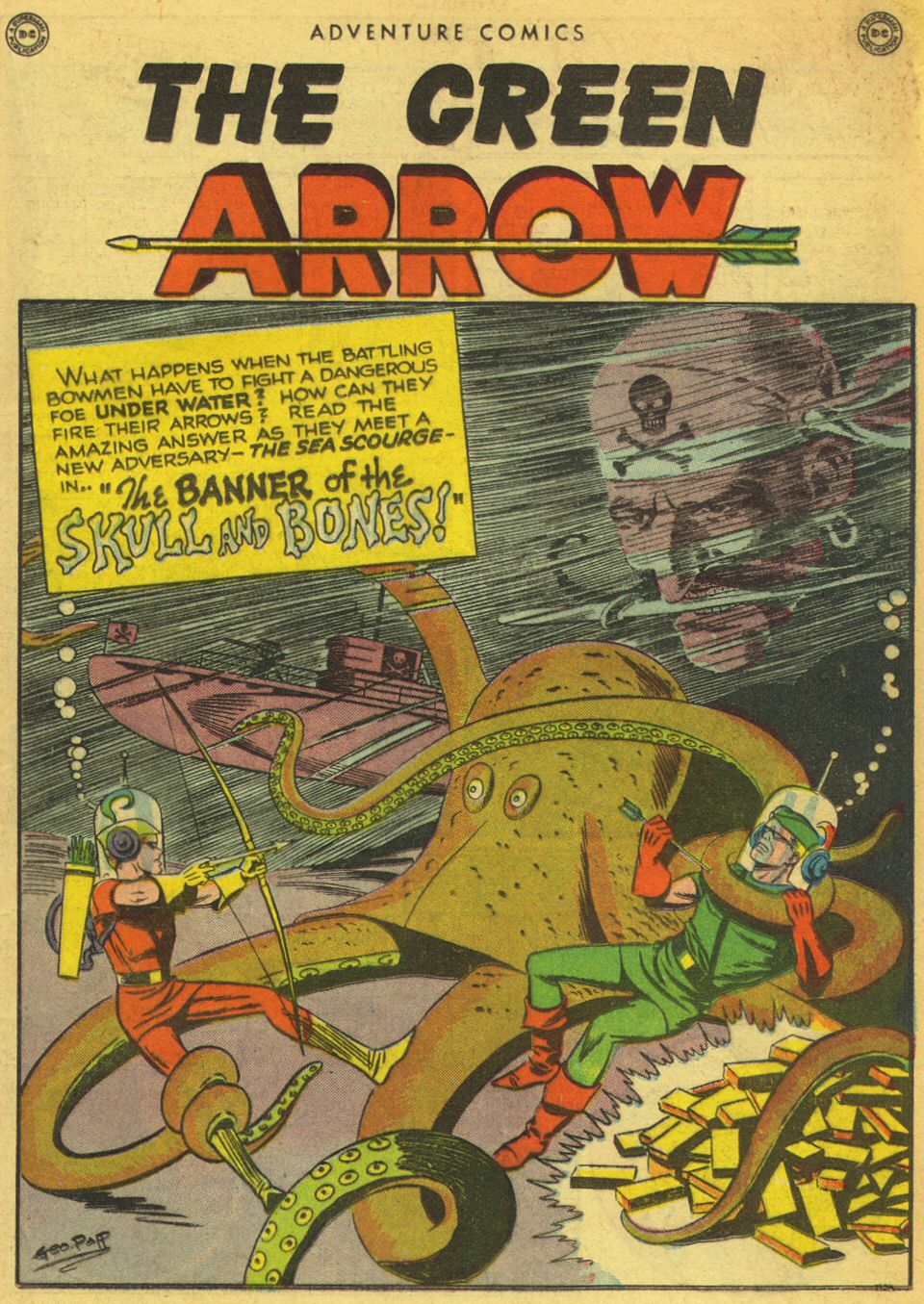Read online Adventure Comics (1938) comic -  Issue #134 - 17