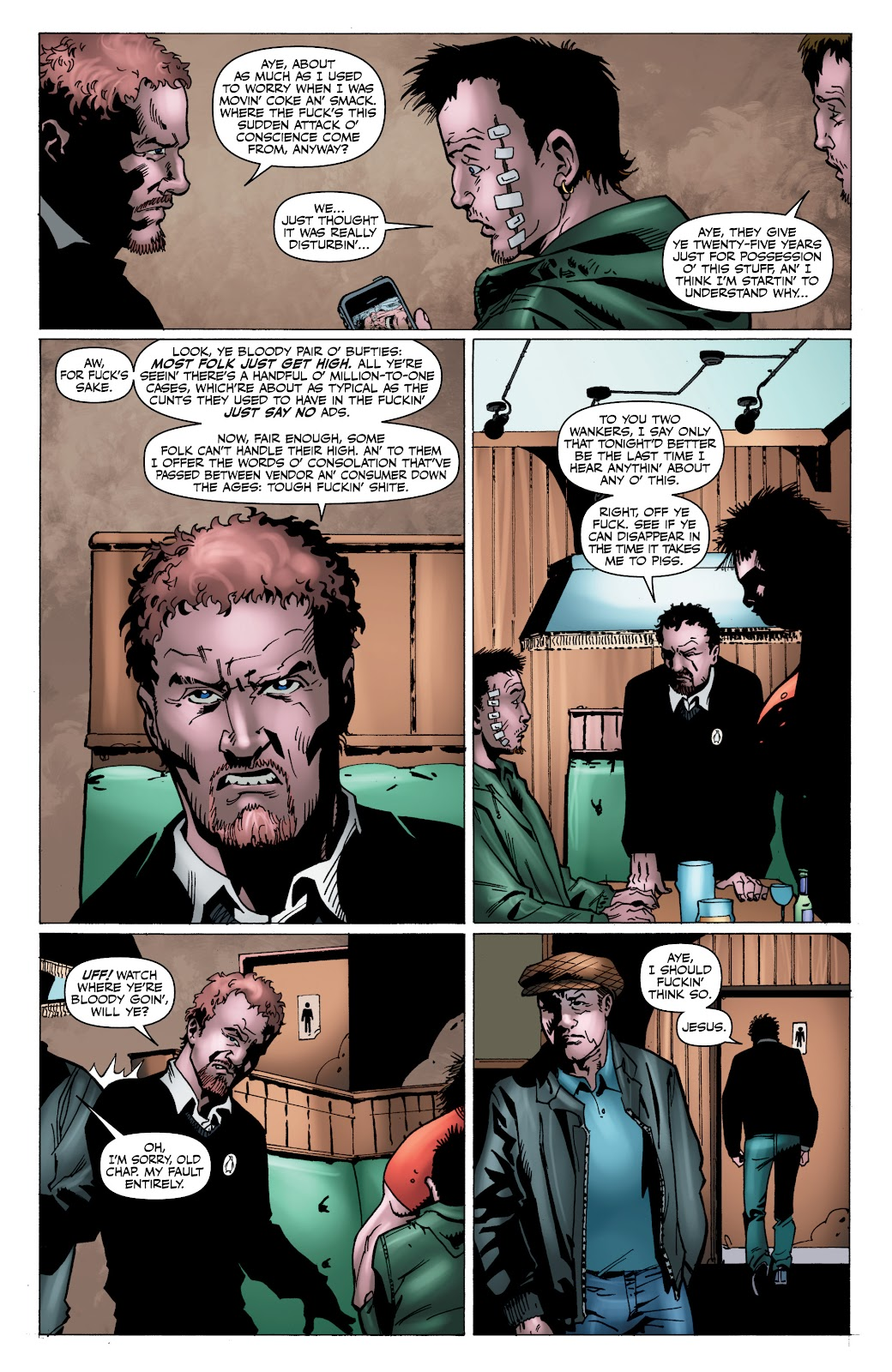Read online The Boys Omnibus comic -  Issue # TPB 4 (Part 3) - 97