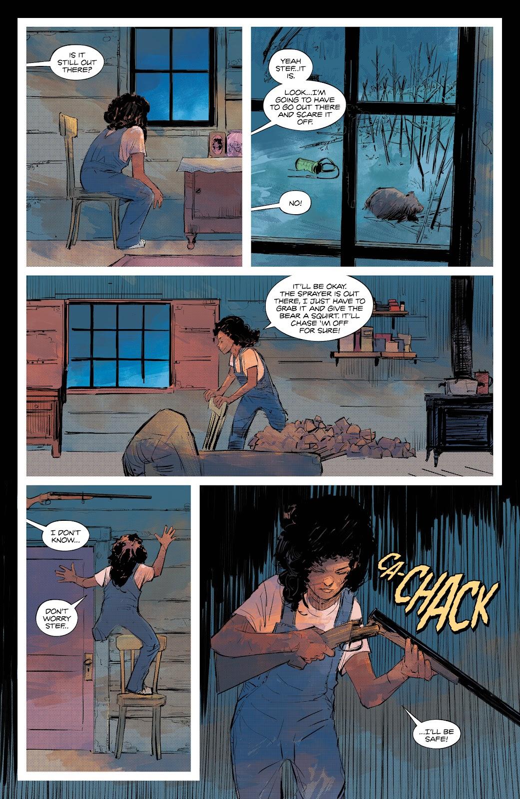 Read online Resonant comic -  Issue #5 - 22