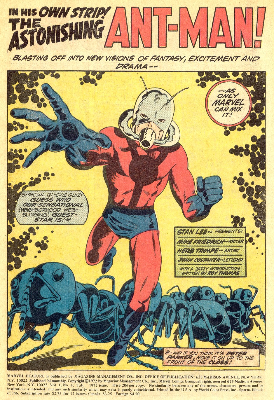Marvel Feature (1971) issue 4 - Page 2