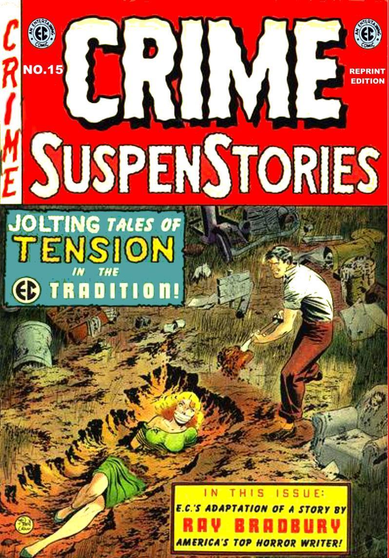 Crime SuspenStories 15 Page 1