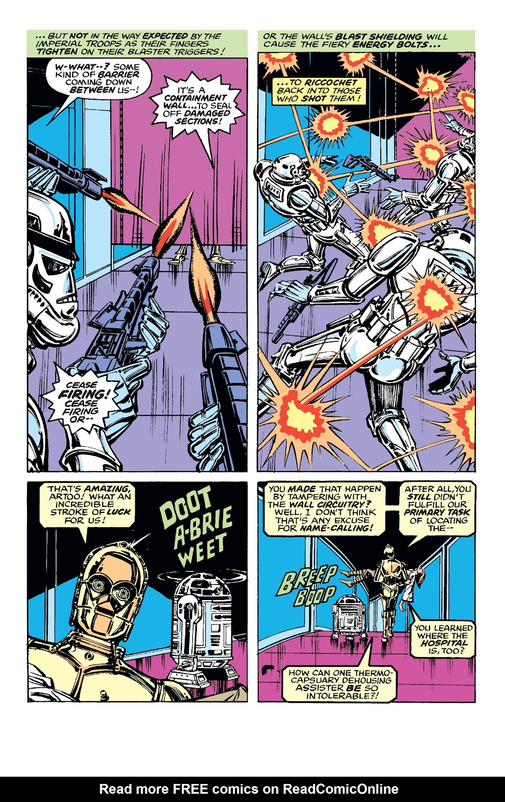 Read online Star Wars Legends: The Original Marvel Years - Epic Collection comic -  Issue # TPB 1 (Part 4) - 35