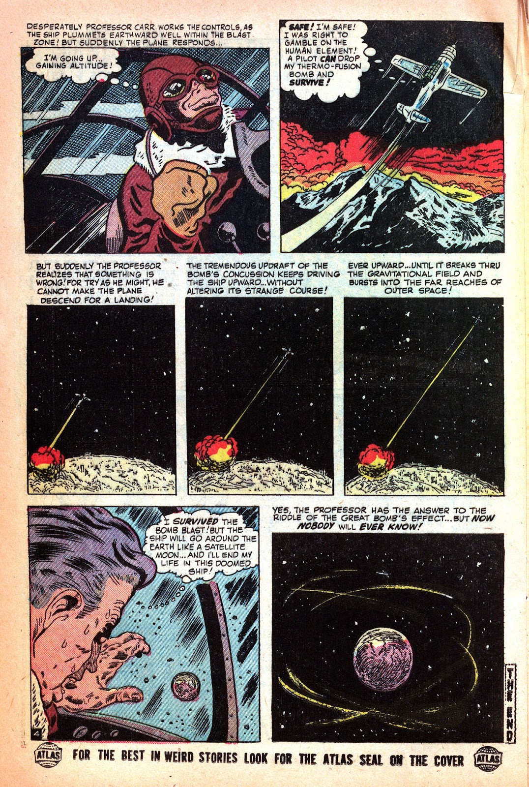 Mystic (1951) issue 32 - Page 20