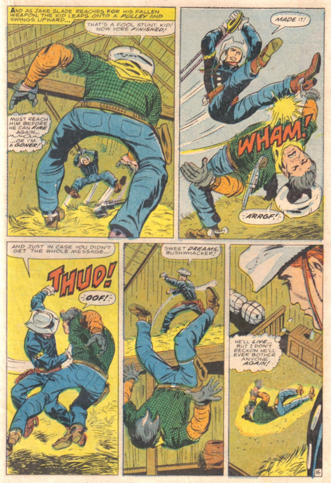The Rawhide Kid (1955) issue 65 - Page 23