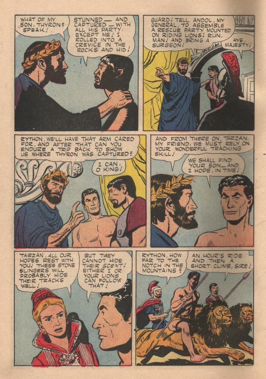 Tarzan (1948) issue 84 - Page 6