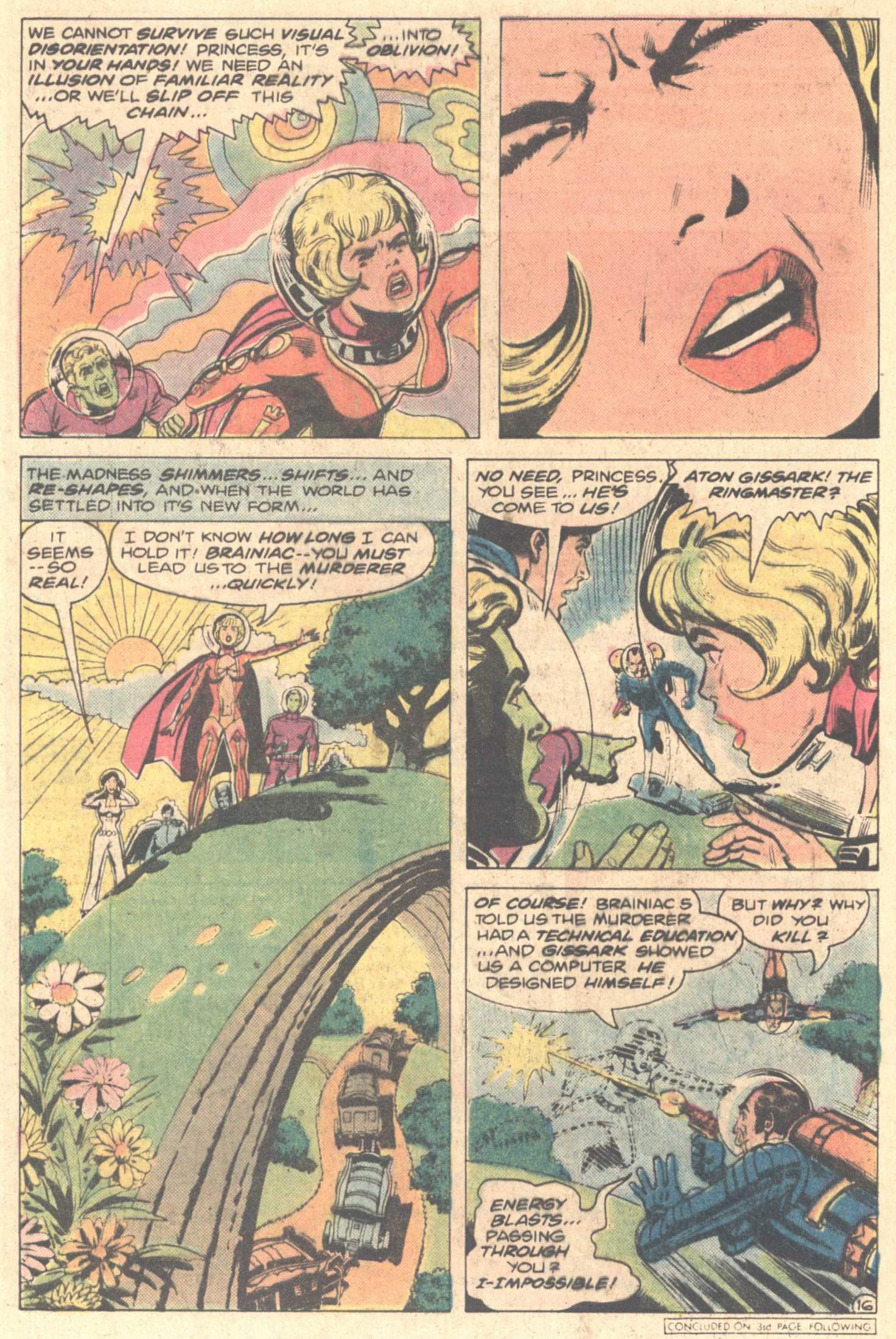 Legion of Super-Heroes (1980) 261 Page 26