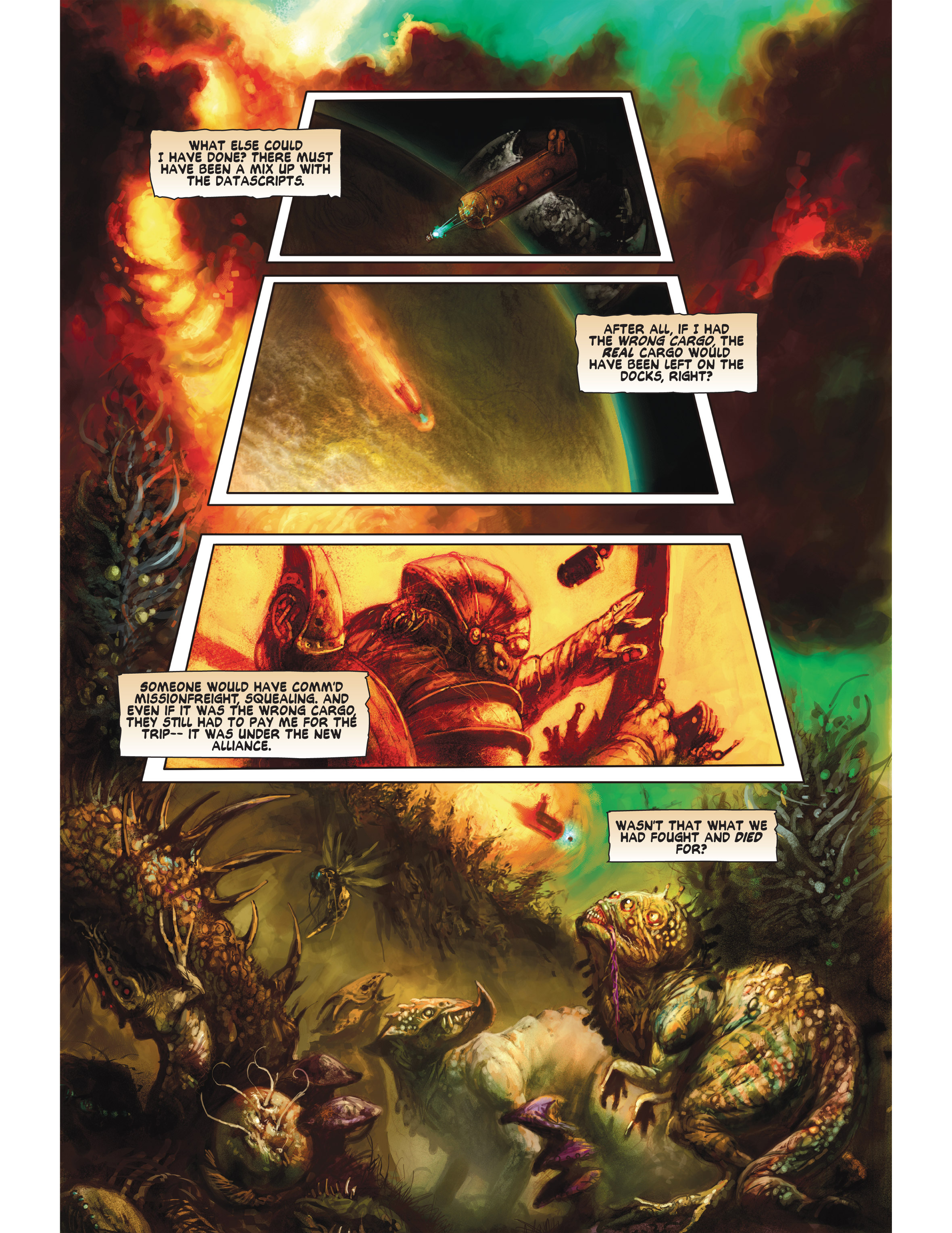 Read online Bad Planet comic -  Issue # TPB - 99