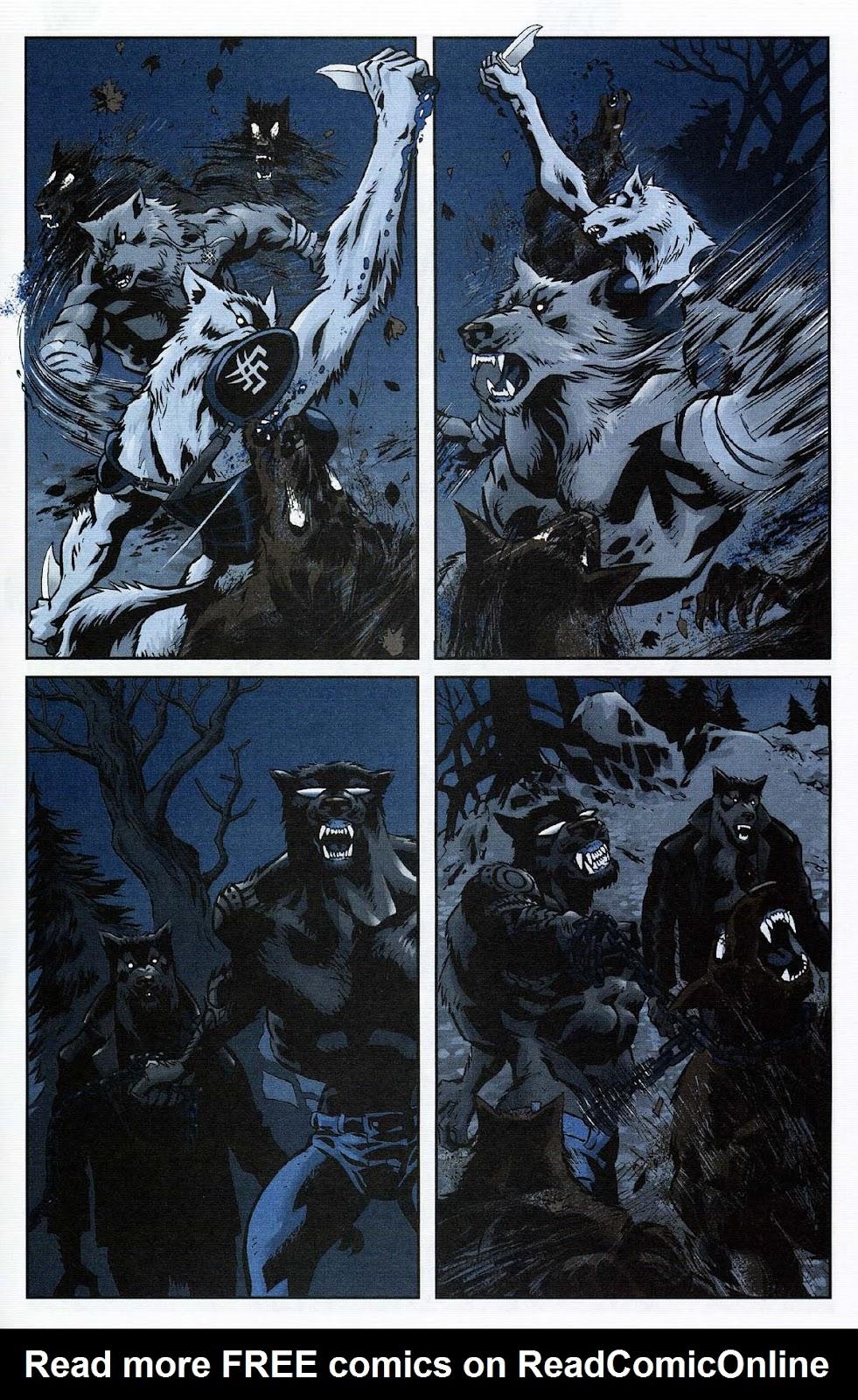 Read online Werewolf the Apocalypse comic -  Issue # Get of Fenris - 15