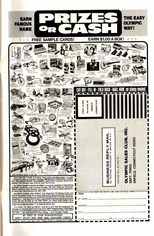 Read online Shazam! (1973) comic -  Issue #20 - 33