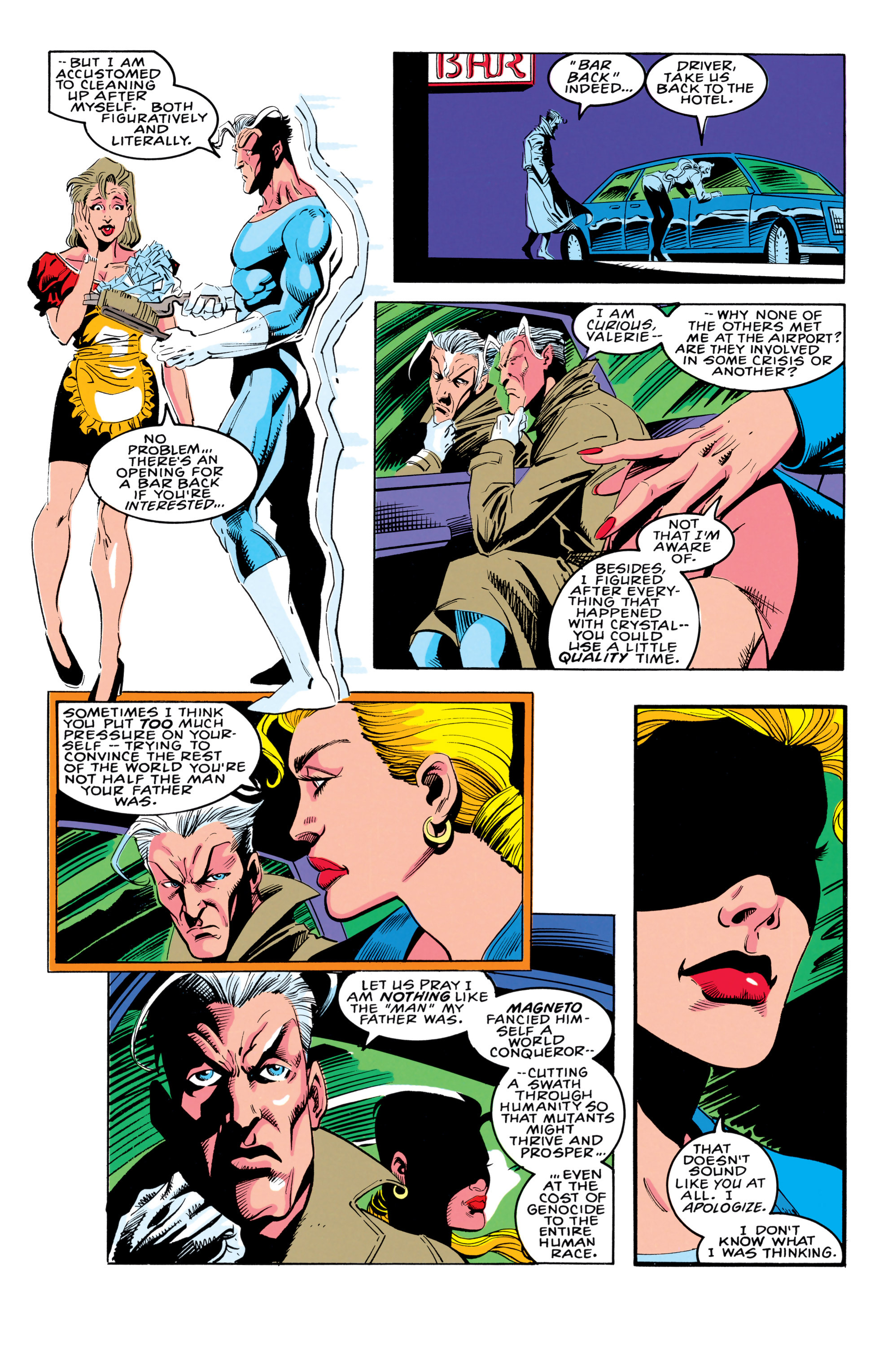 Read online X-Factor (1986) comic -  Issue #91 - 12