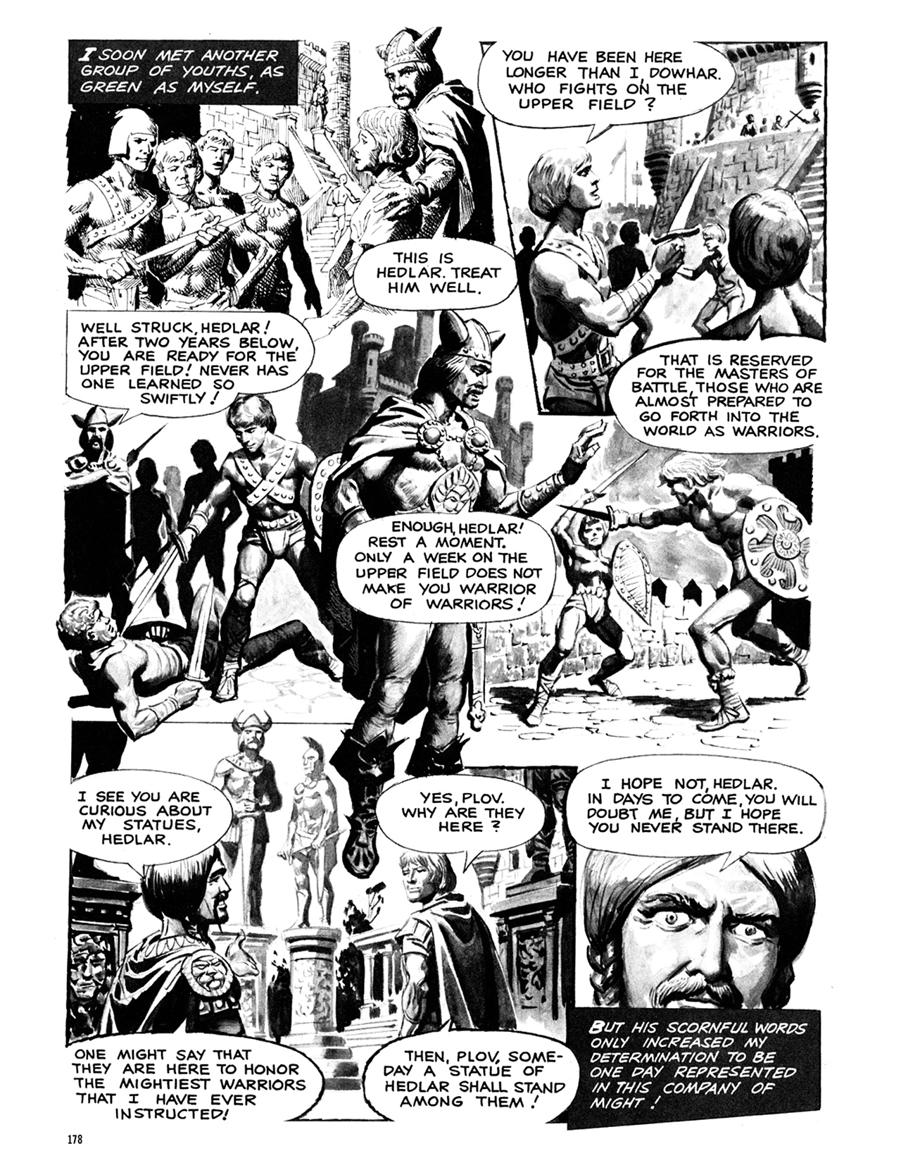 Read online Eerie Archives comic -  Issue # TPB 9 - 179