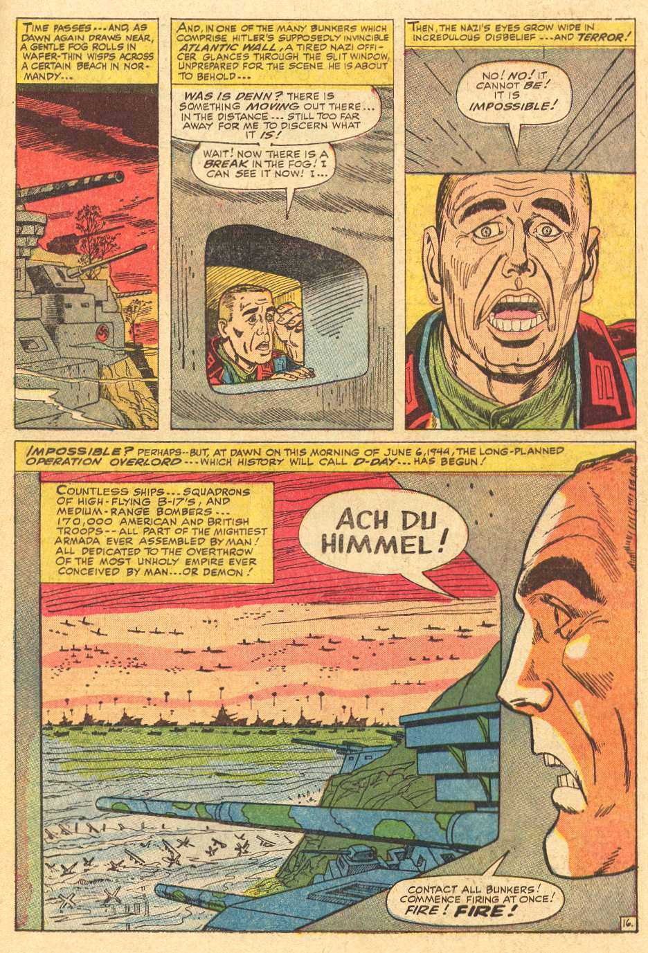 Read online Sgt. Fury comic -  Issue # _Special 2 - 18