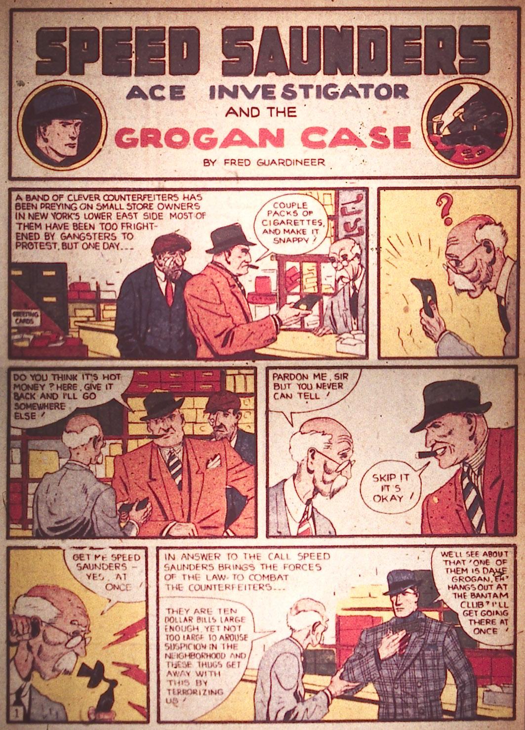 Detective Comics (1937) 19 Page 2