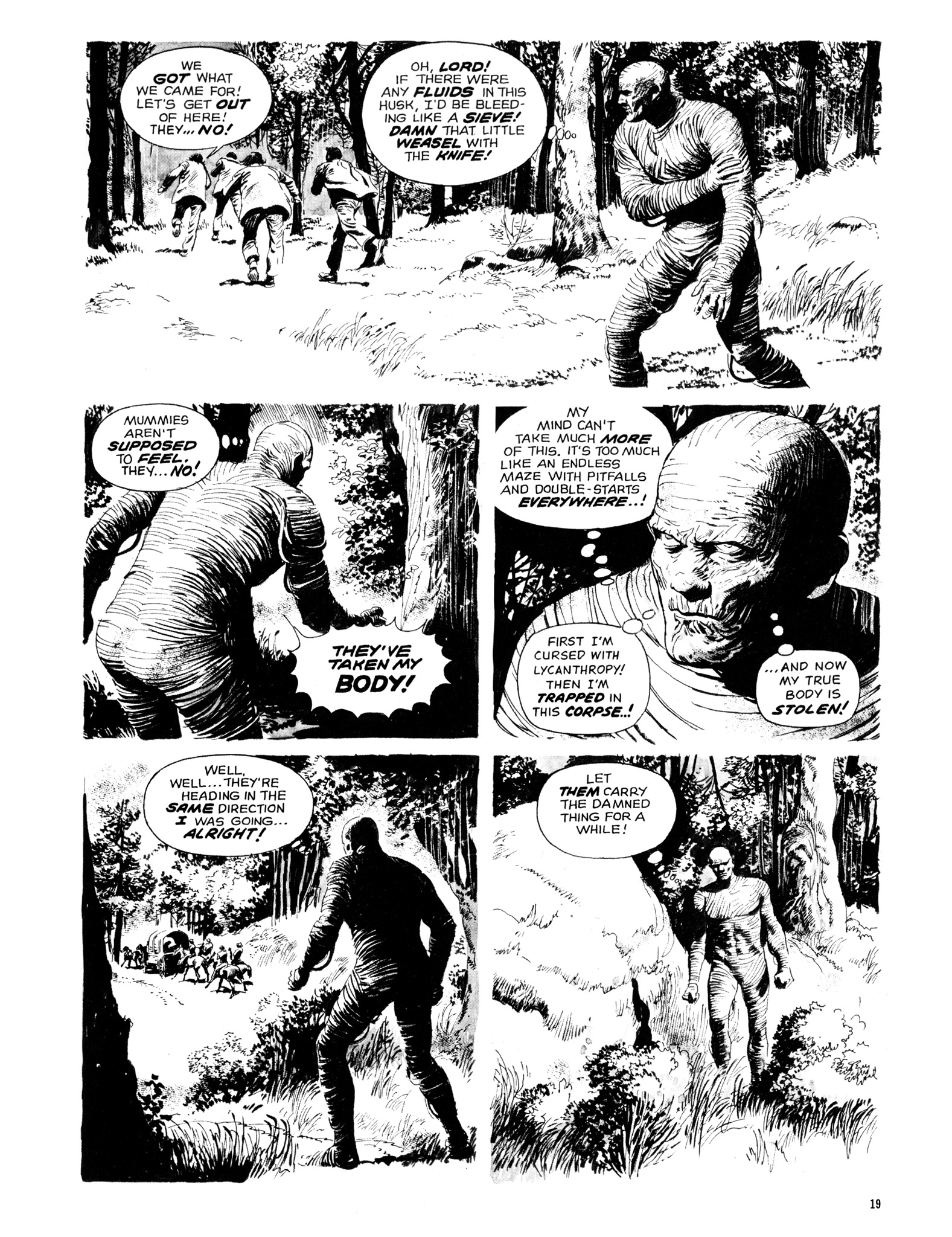 Read online Eerie Archives comic -  Issue # TPB 12 - 20