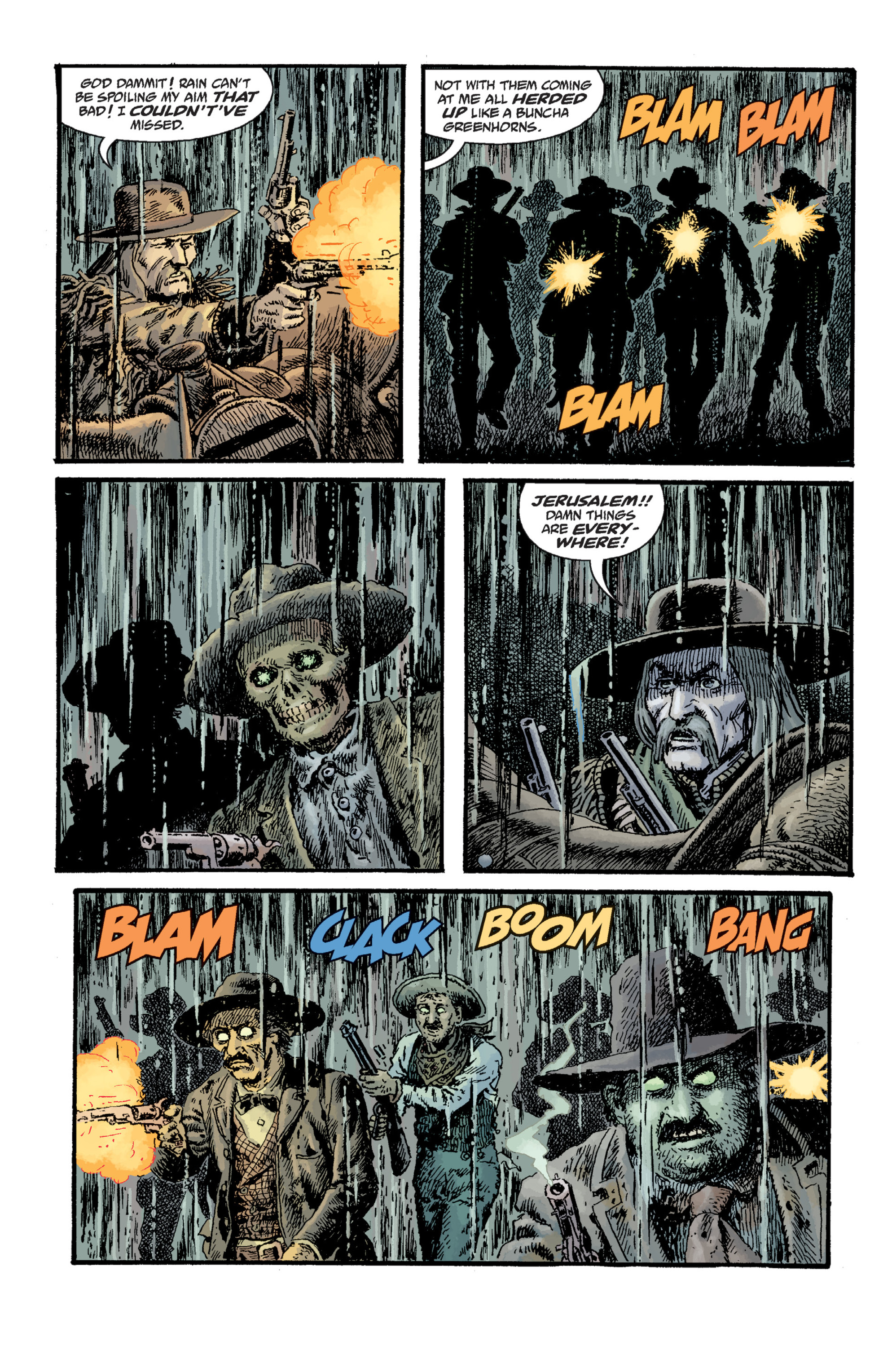 Read online Sir Edward Grey, Witchfinder: Lost and Gone Forever comic -  Issue # TPB - 105