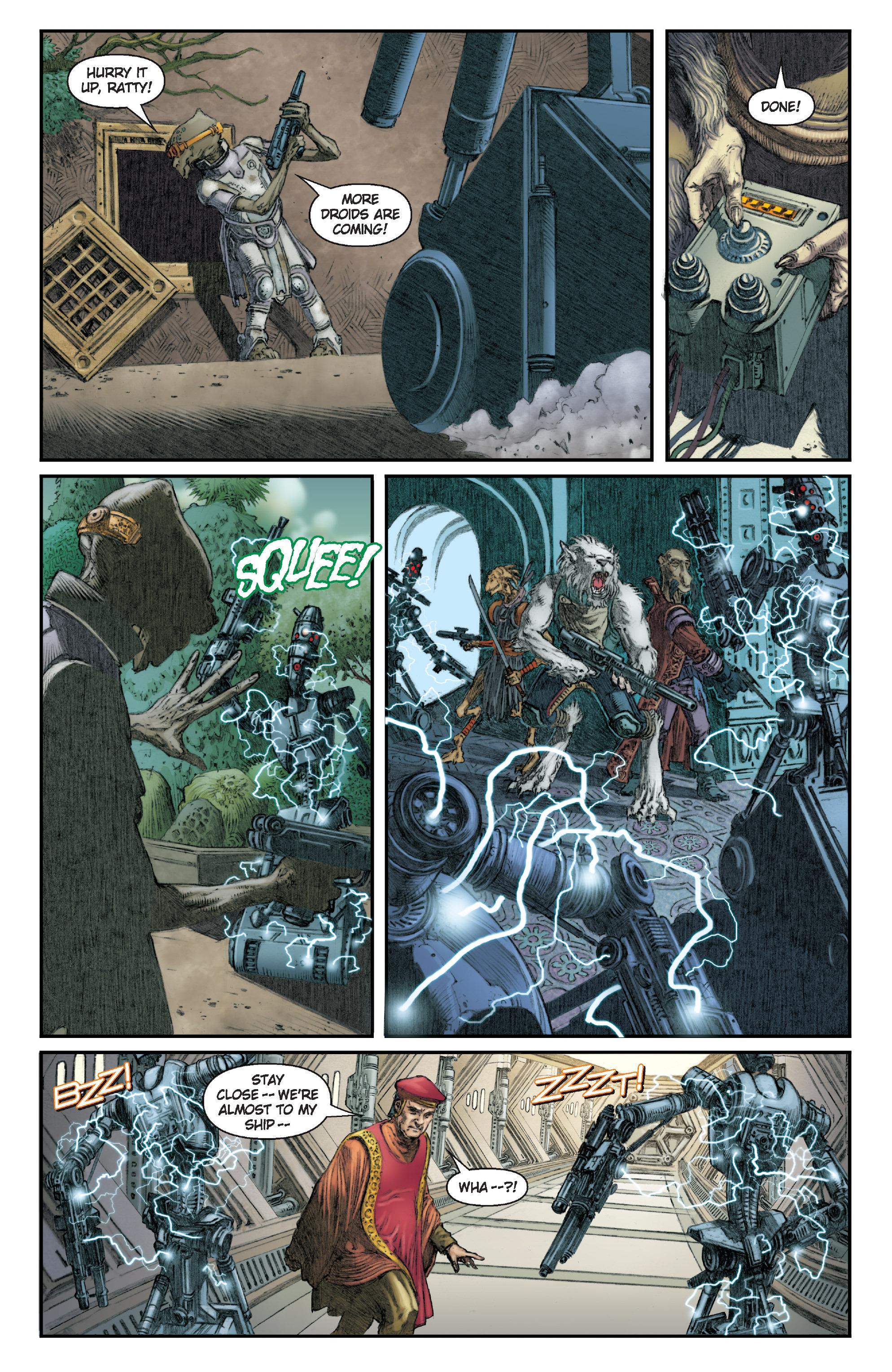 Read online Star Wars Omnibus comic -  Issue # Vol. 31 - 156