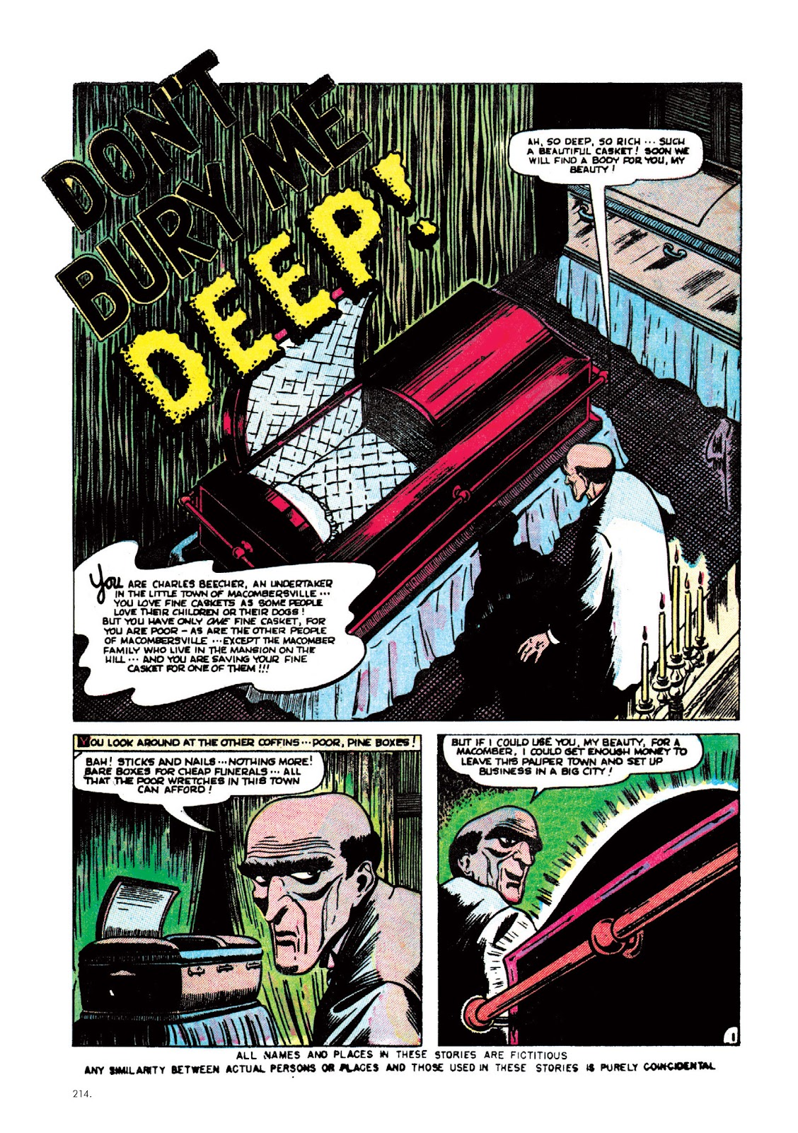 Read online The Bill Everett Archives comic -  Issue # TPB 2 (Part 3) - 12