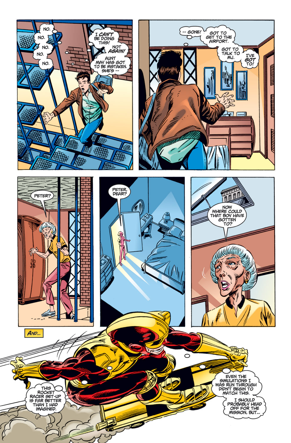 The Amazing Spider-Man (1999) 13 Page 7