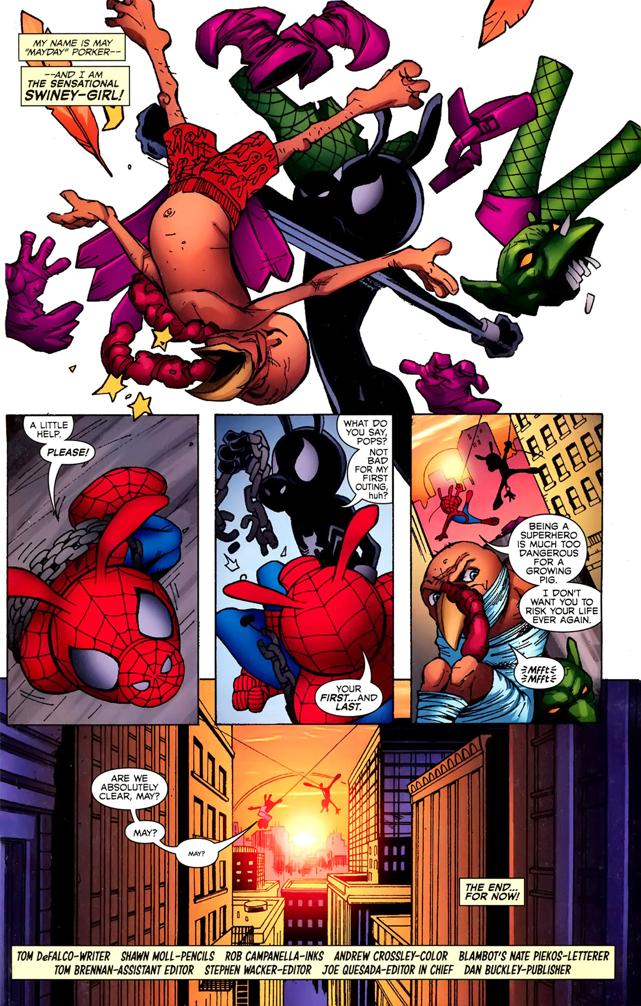 Read online Amazing Spider-Man Family comic -  Issue #4 - 49