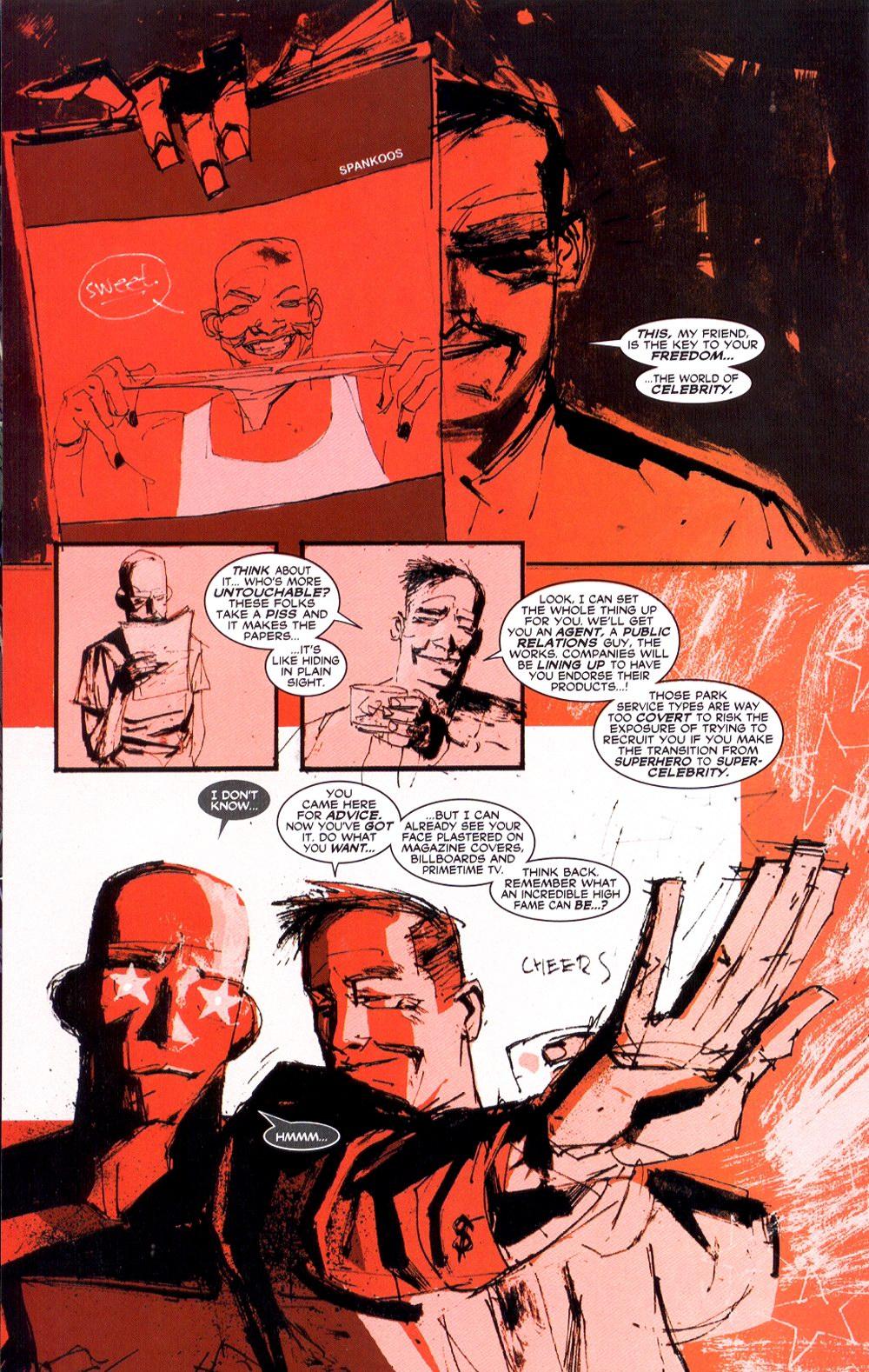 Read online Automatic Kafka comic -  Issue #3 - 19