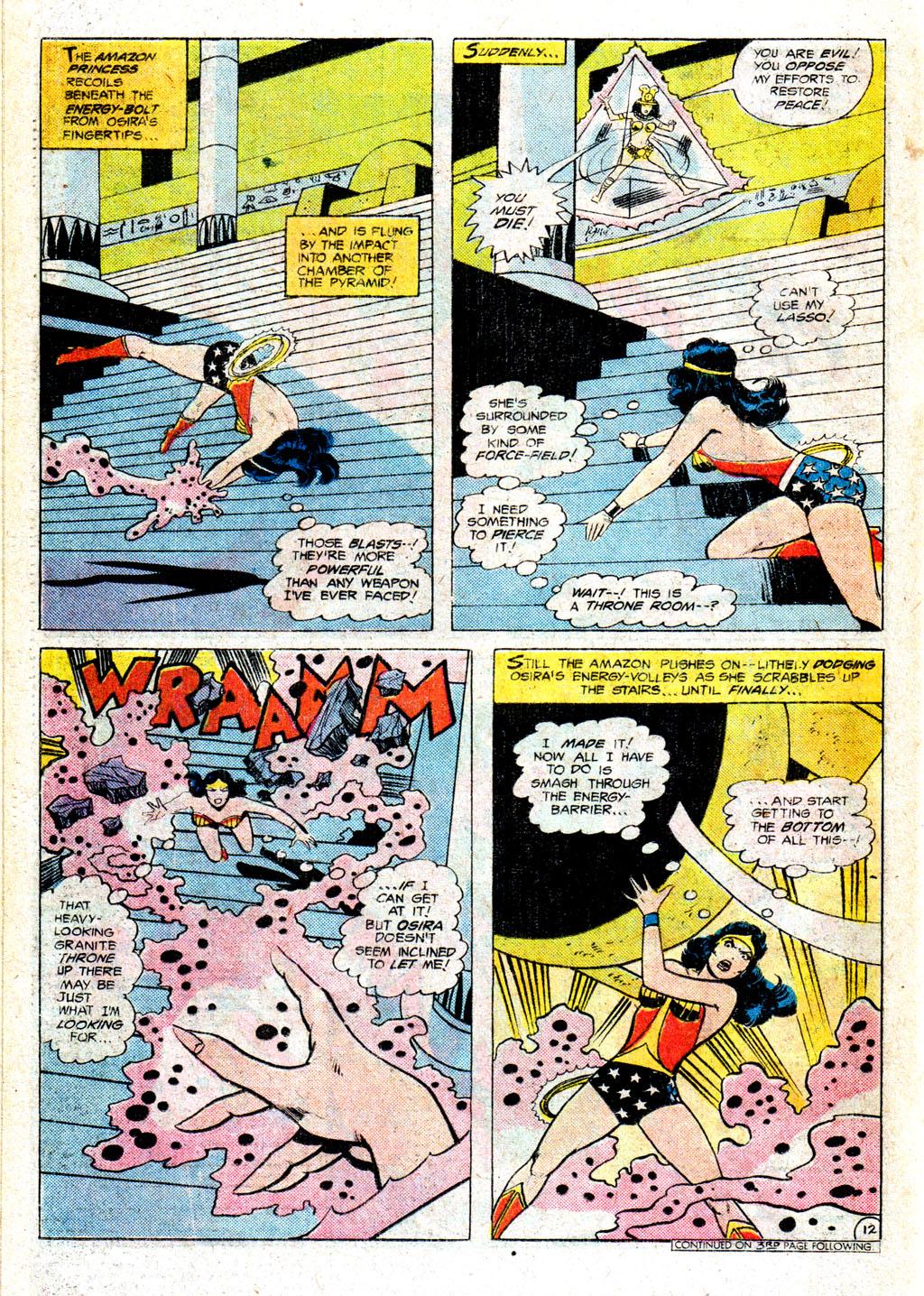 Read online Wonder Woman (1942) comic -  Issue #231 - 21