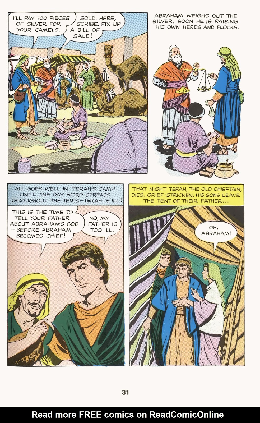 The Picture Bible issue TPB (Part 1) - Page 33