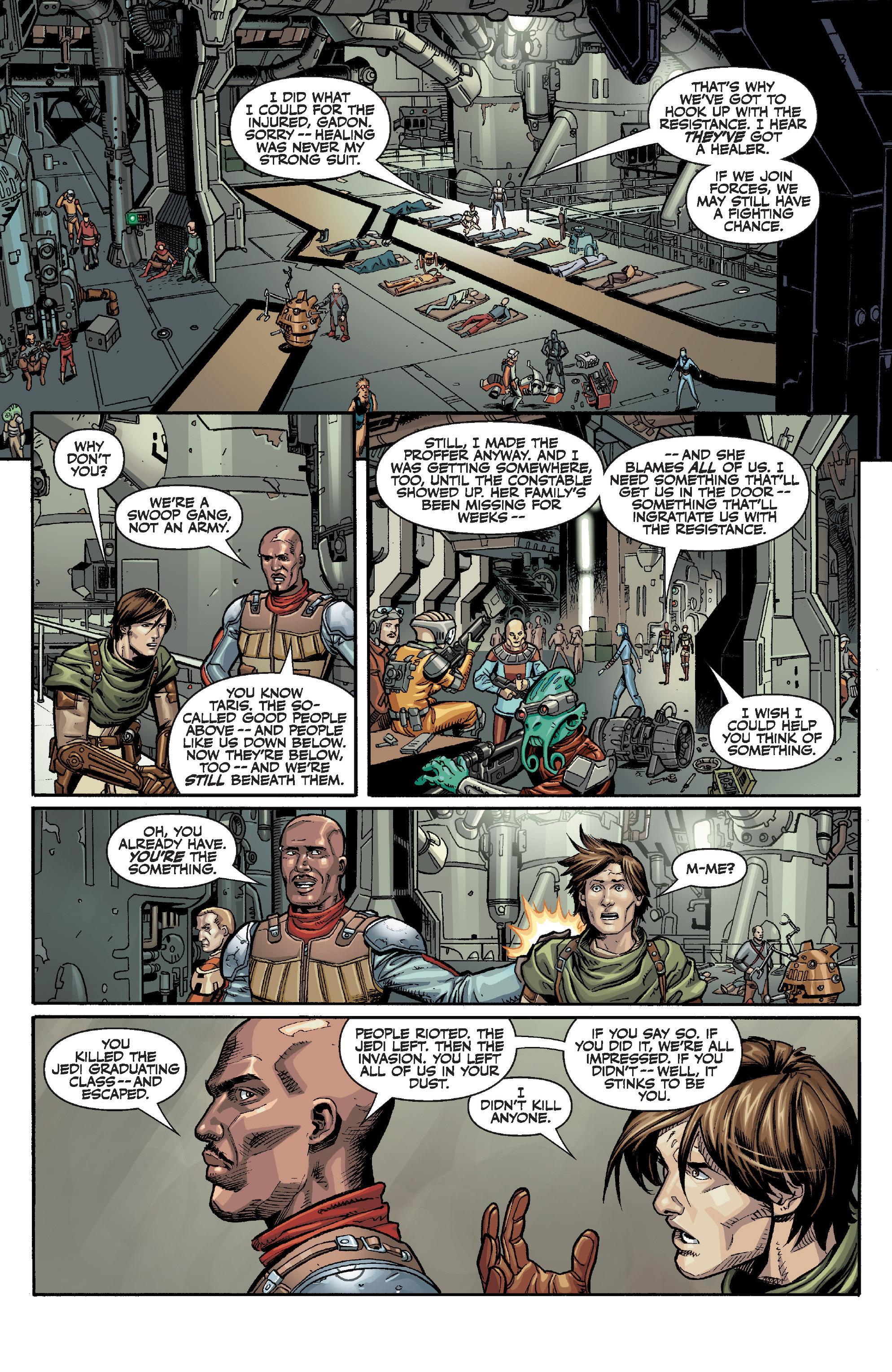 Read online Star Wars Omnibus comic -  Issue # Vol. 32 - 83