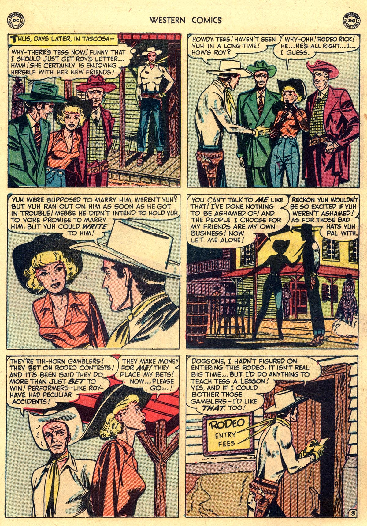 Western Comics issue 19 - Page 17