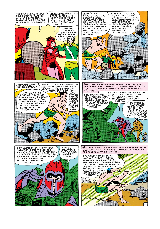 Uncanny X-Men (1963) 6 Page 21