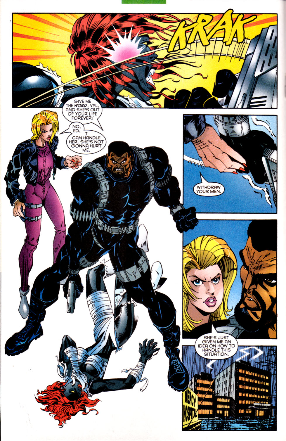 Read online X-Factor (1986) comic -  Issue #137 - 13