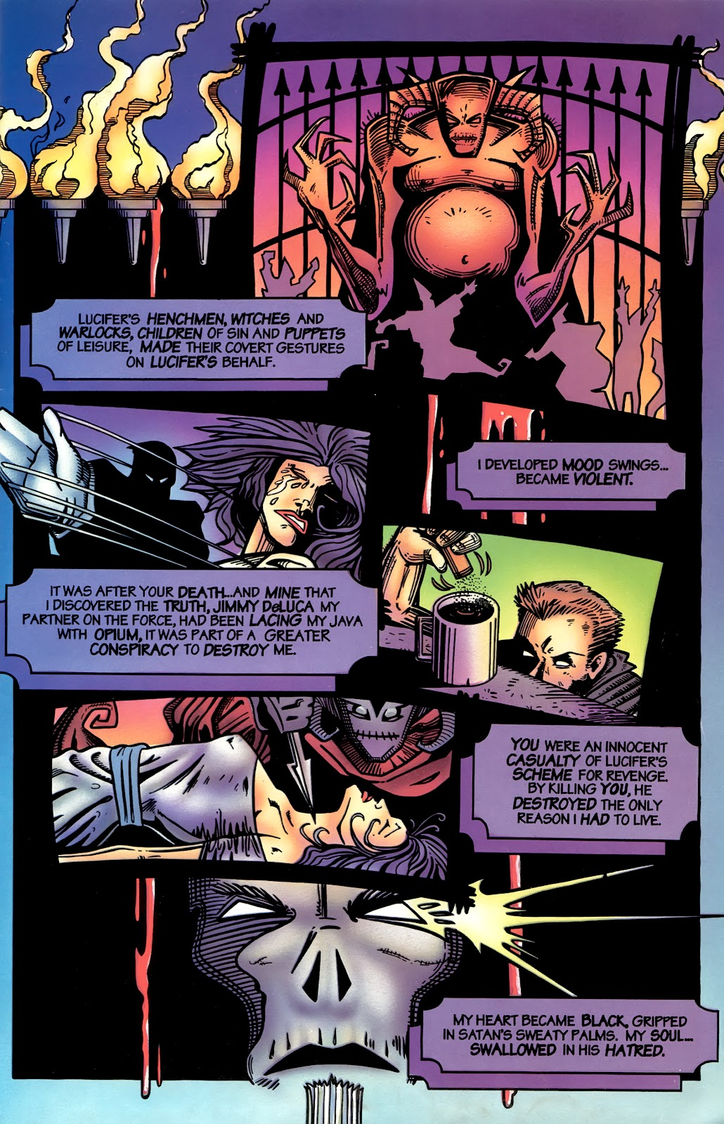 Read online Perg comic -  Issue #4 - 6