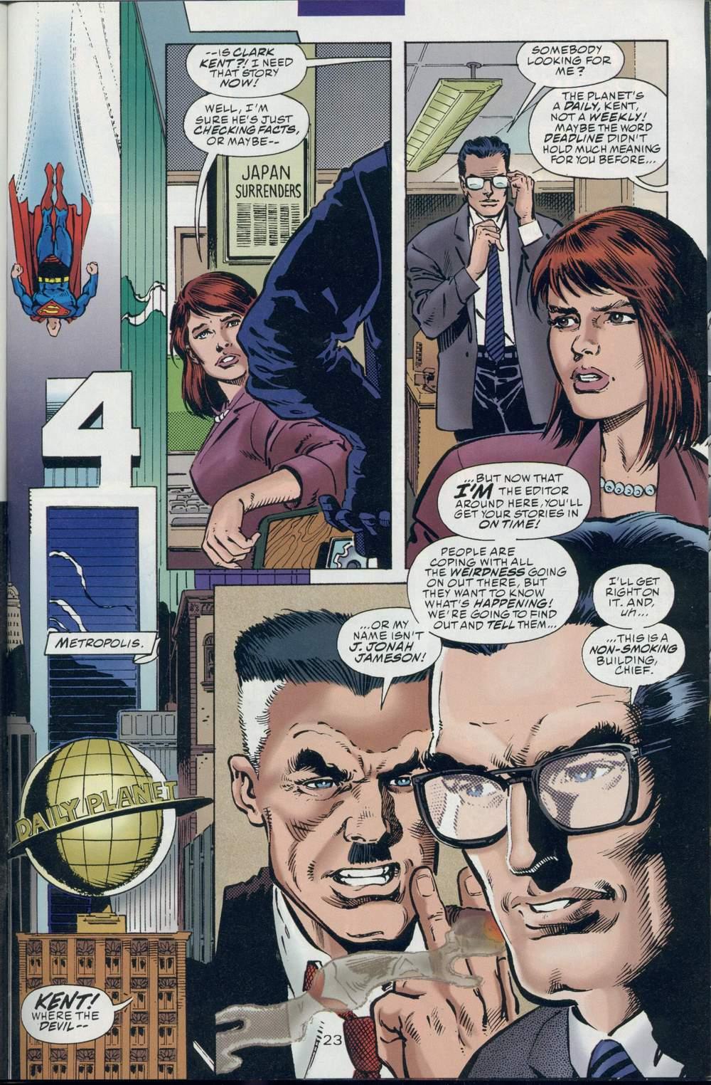 Read online DC Versus Marvel Comics comic -  Issue #1 - 25