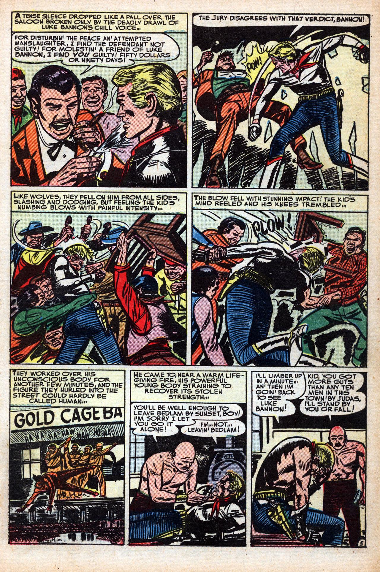Read online Two-Gun Kid comic -  Issue #15 - 15