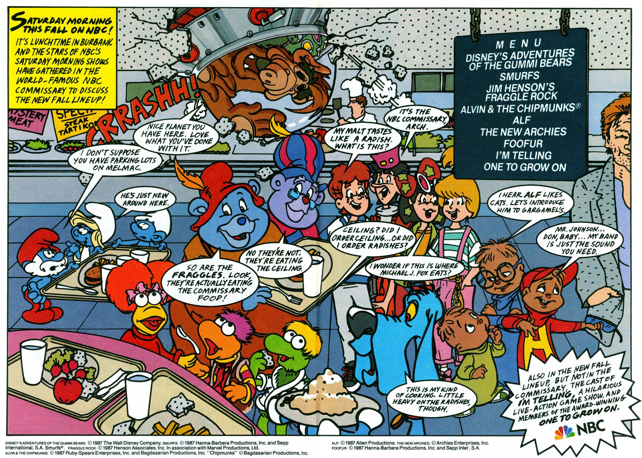 Read online Amethyst (1987) comic -  Issue #2 - 18
