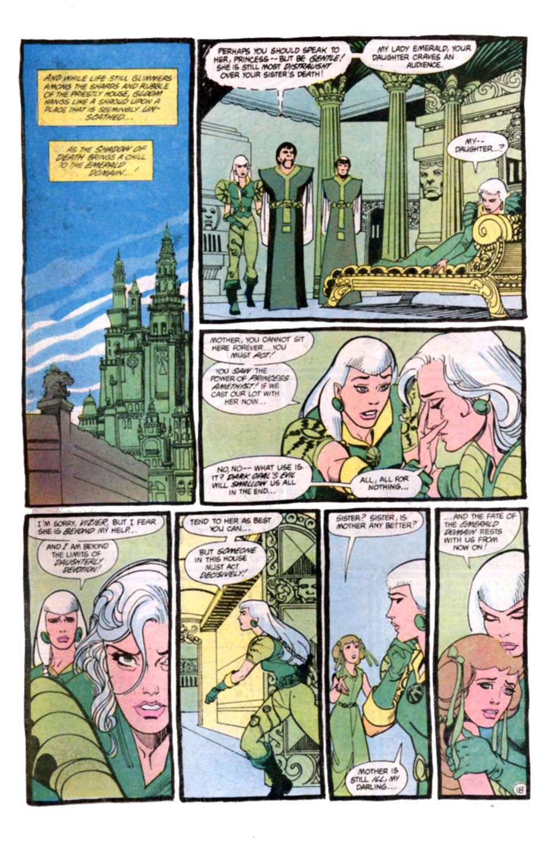 Read online Amethyst, Princess of Gemworld comic -  Issue #8 - 19