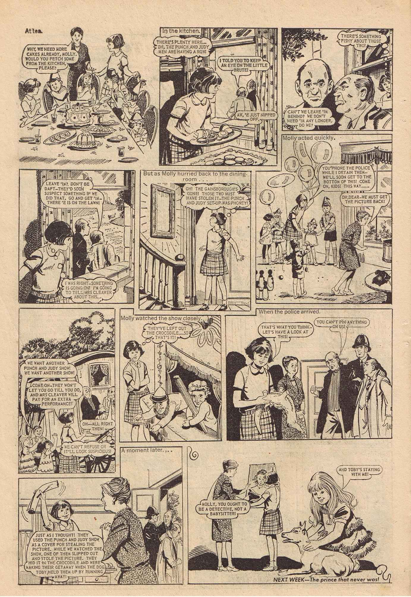 Read online Judy comic -  Issue #383 - 10
