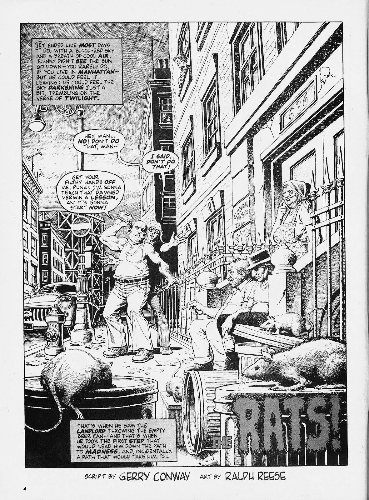 Haunt of Horror issue 1 - Page 4