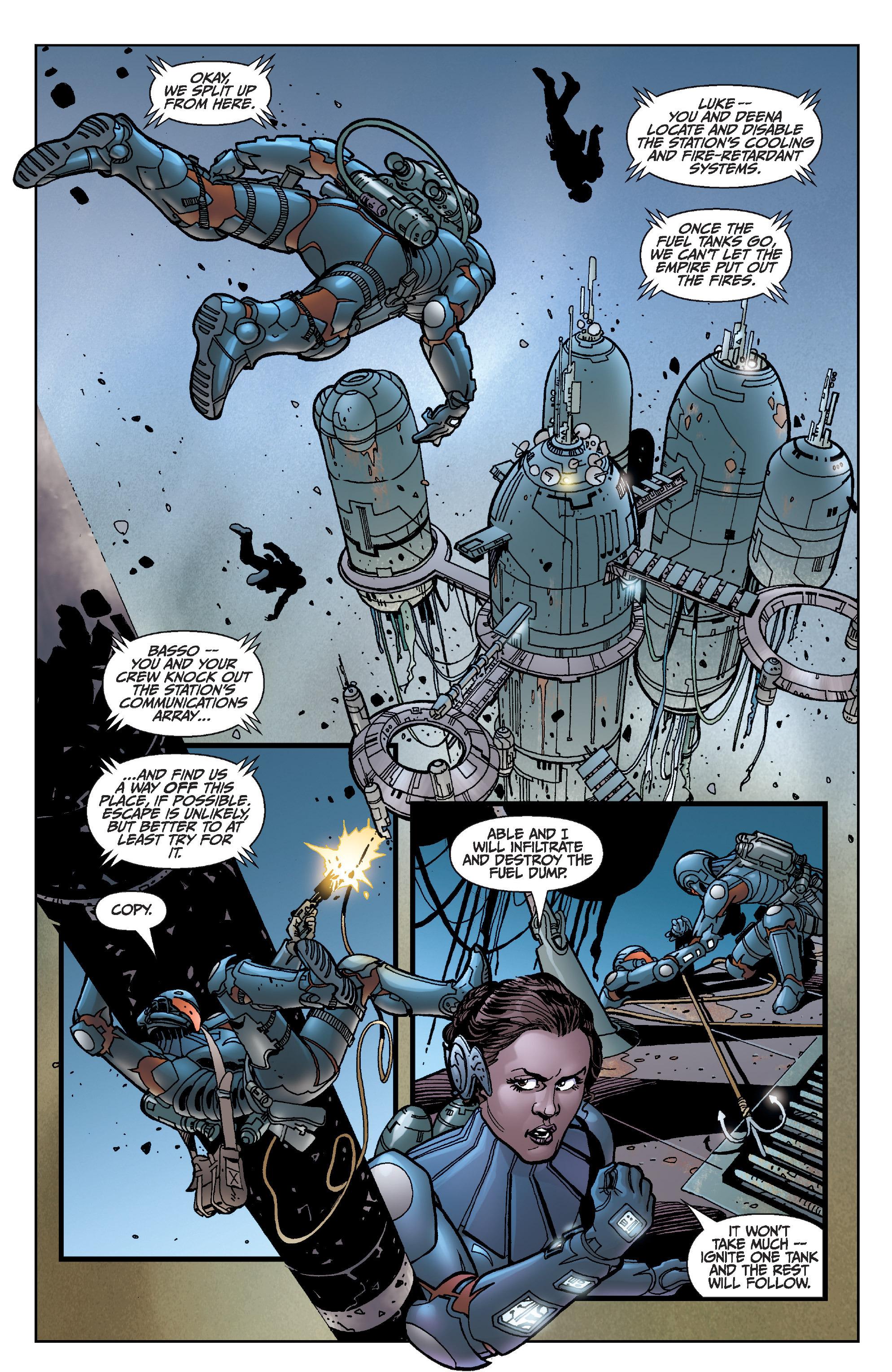 Read online Star Wars Omnibus comic -  Issue # Vol. 20 - 323