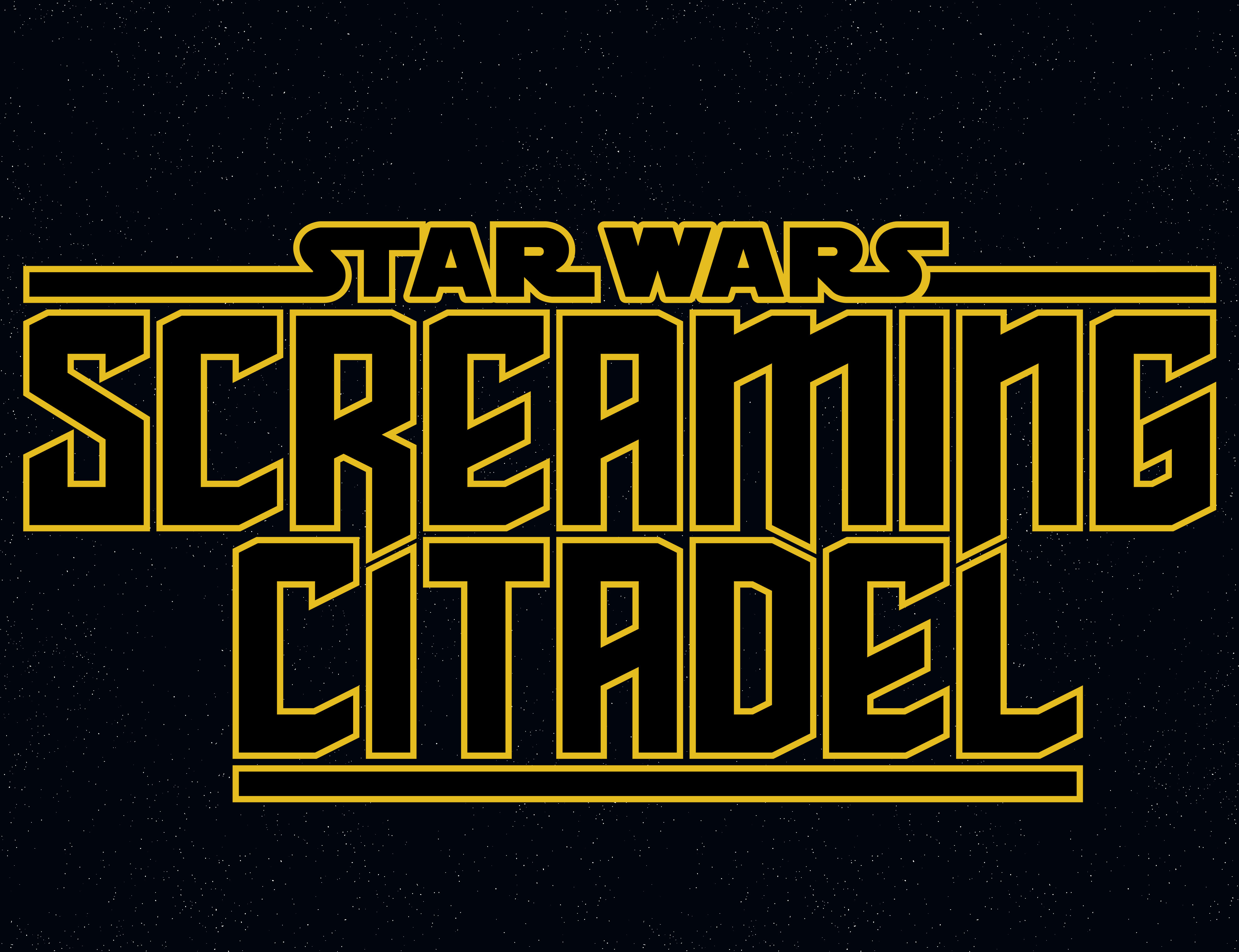 Read online Star Wars: The Screaming Citadel comic -  Issue # Full - 9