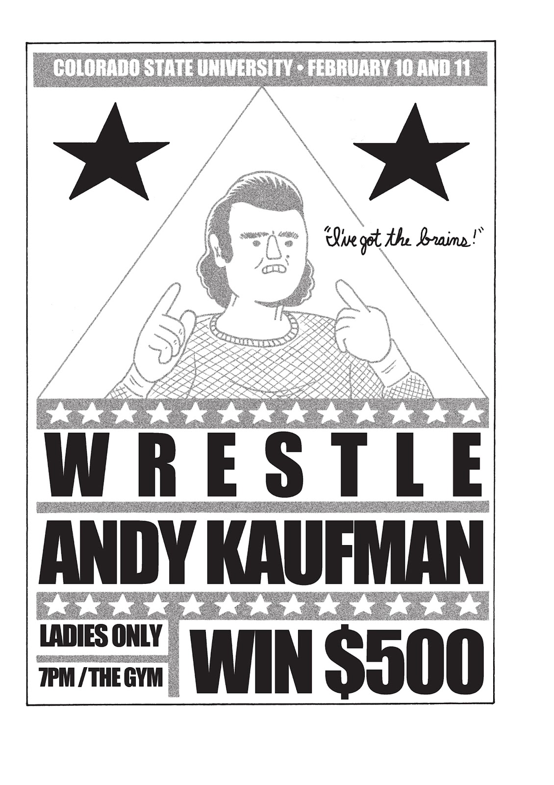 Read online Is This Guy For Real?: The Unbelievable Andy Kaufman comic -  Issue # TPB (Part 2) - 18
