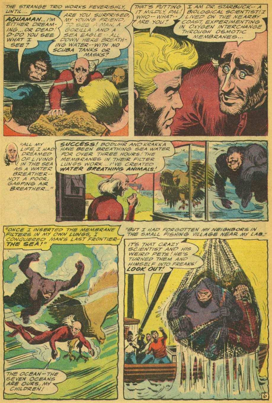 Read online Aquaman (1962) comic -  Issue #28 - 9