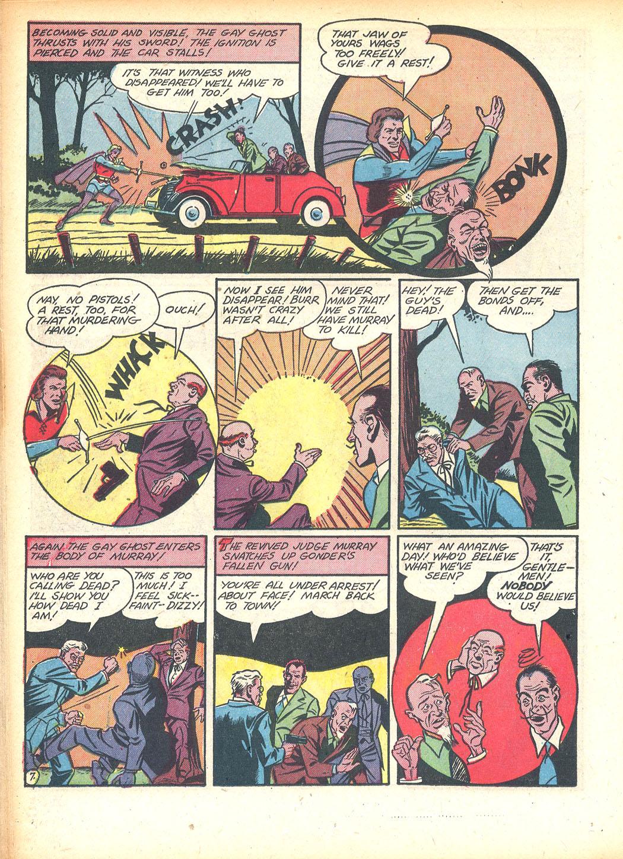Read online Sensation (Mystery) Comics comic -  Issue #13 - 32
