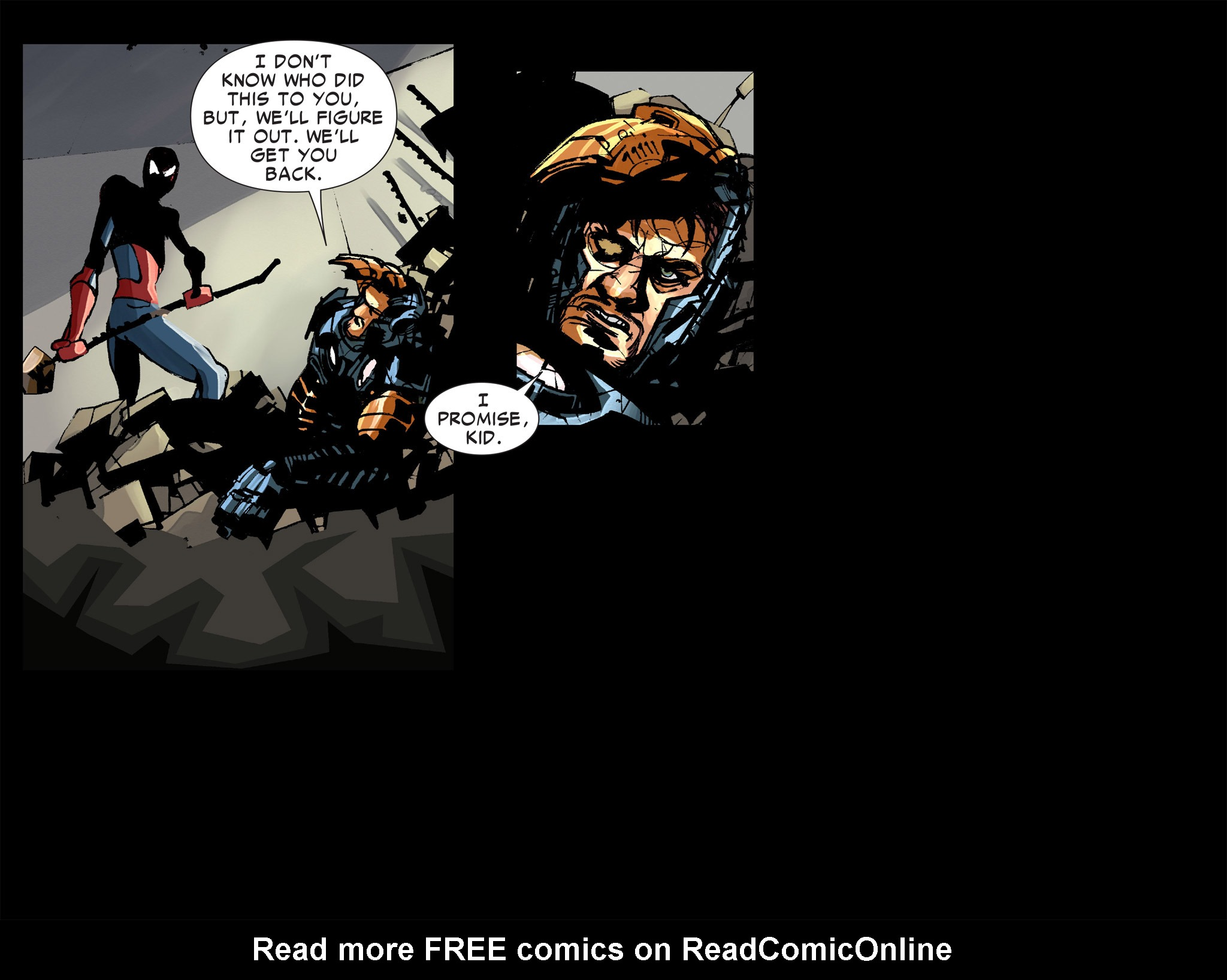 Read online Amazing Spider-Man: Who Am I? comic -  Issue # Full (Part 1) - 170