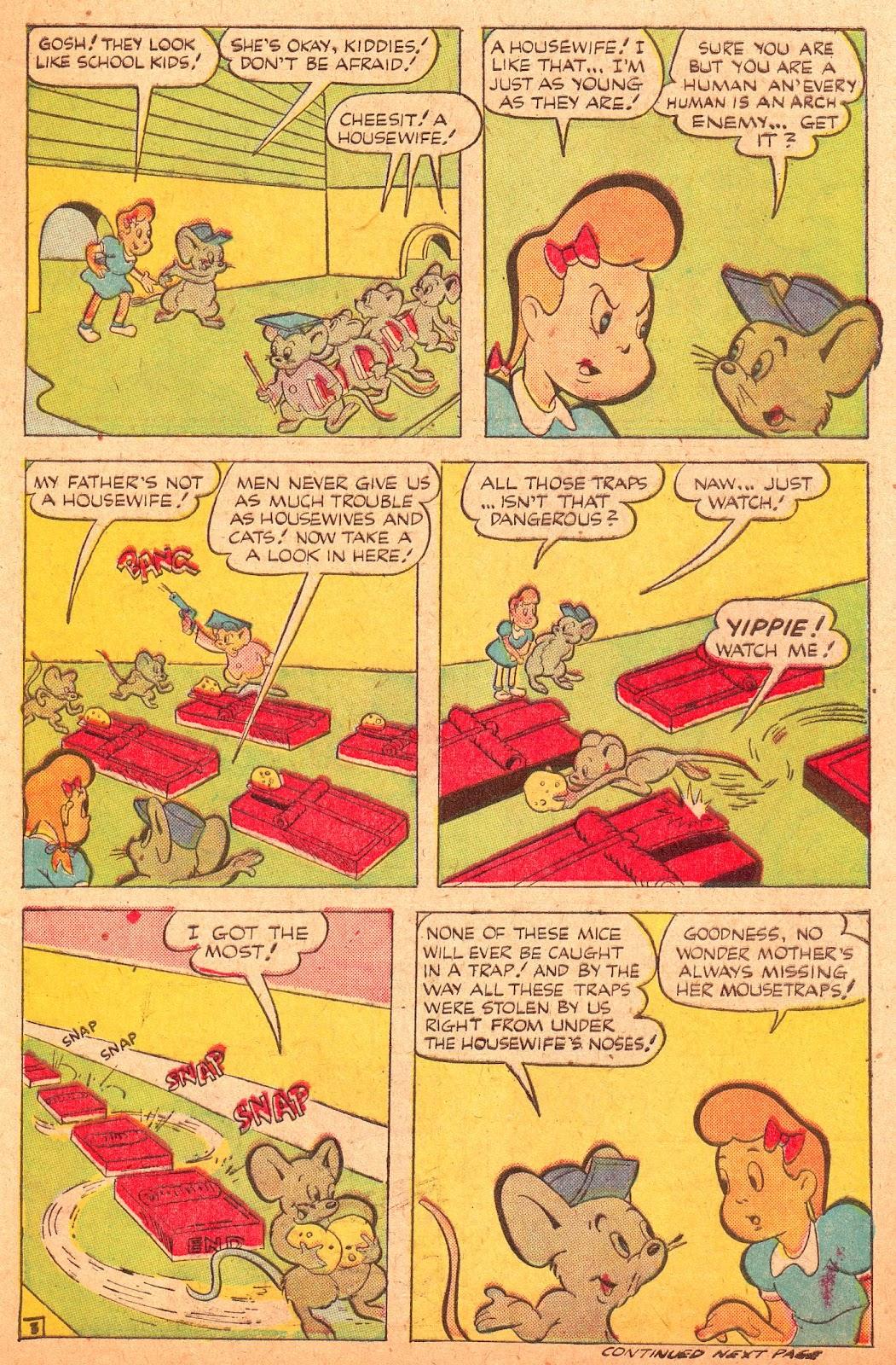 Jingle Jangle Comics issue 21 - Page 39